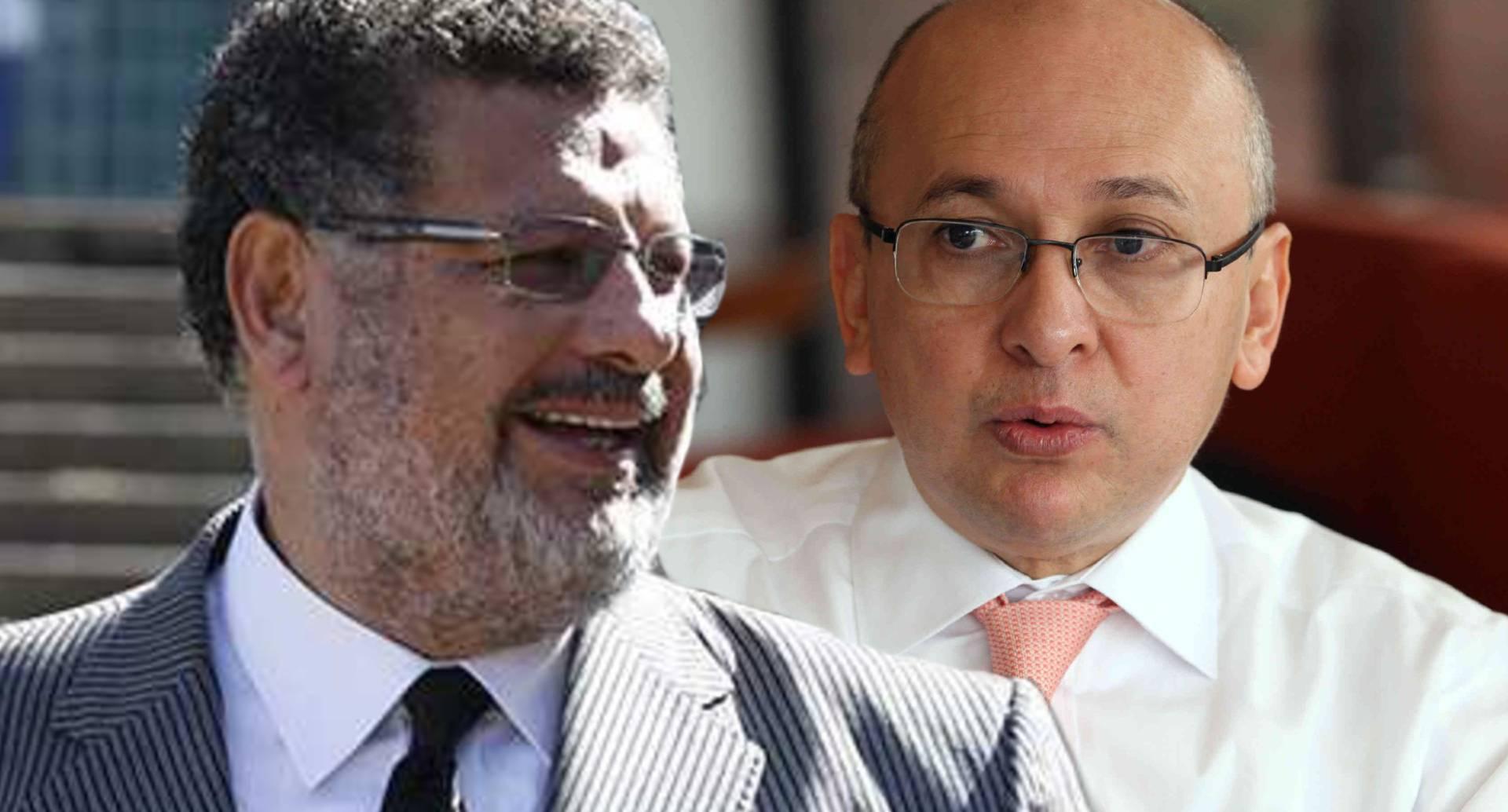 Jaime Granados y Eduardo Montealegre