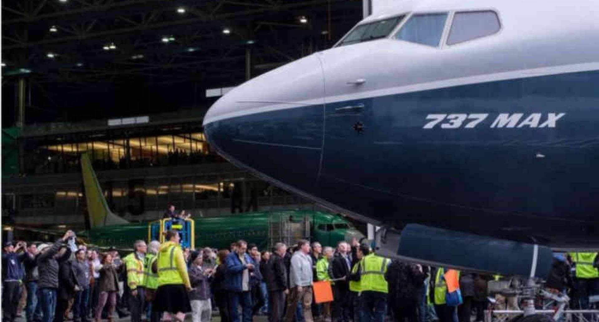 El 737 Max fue el modelo de Boeing para competir con su rival Airbus, que se había adelantado en el mercado de los aviones de mediano alcance. Foto: Boweing Stephen Brashear/BBC