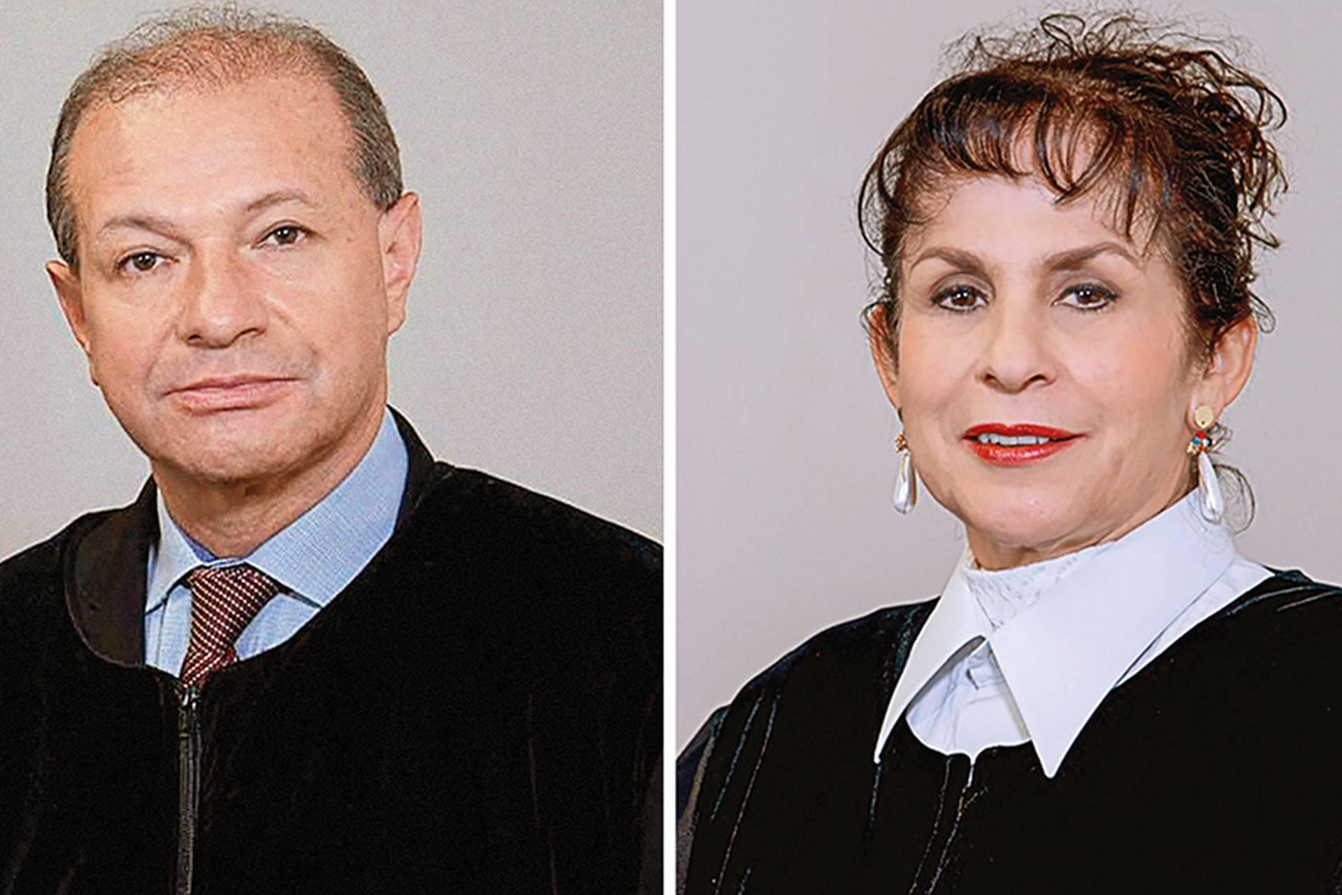La Corte Constitucional aseguró que el Consejo de Estado, al impedir que se conformara la Comisión de Disciplina Judicial, abrió la puerta para que Sanabria y Garzón se aferraran a la magistratura.