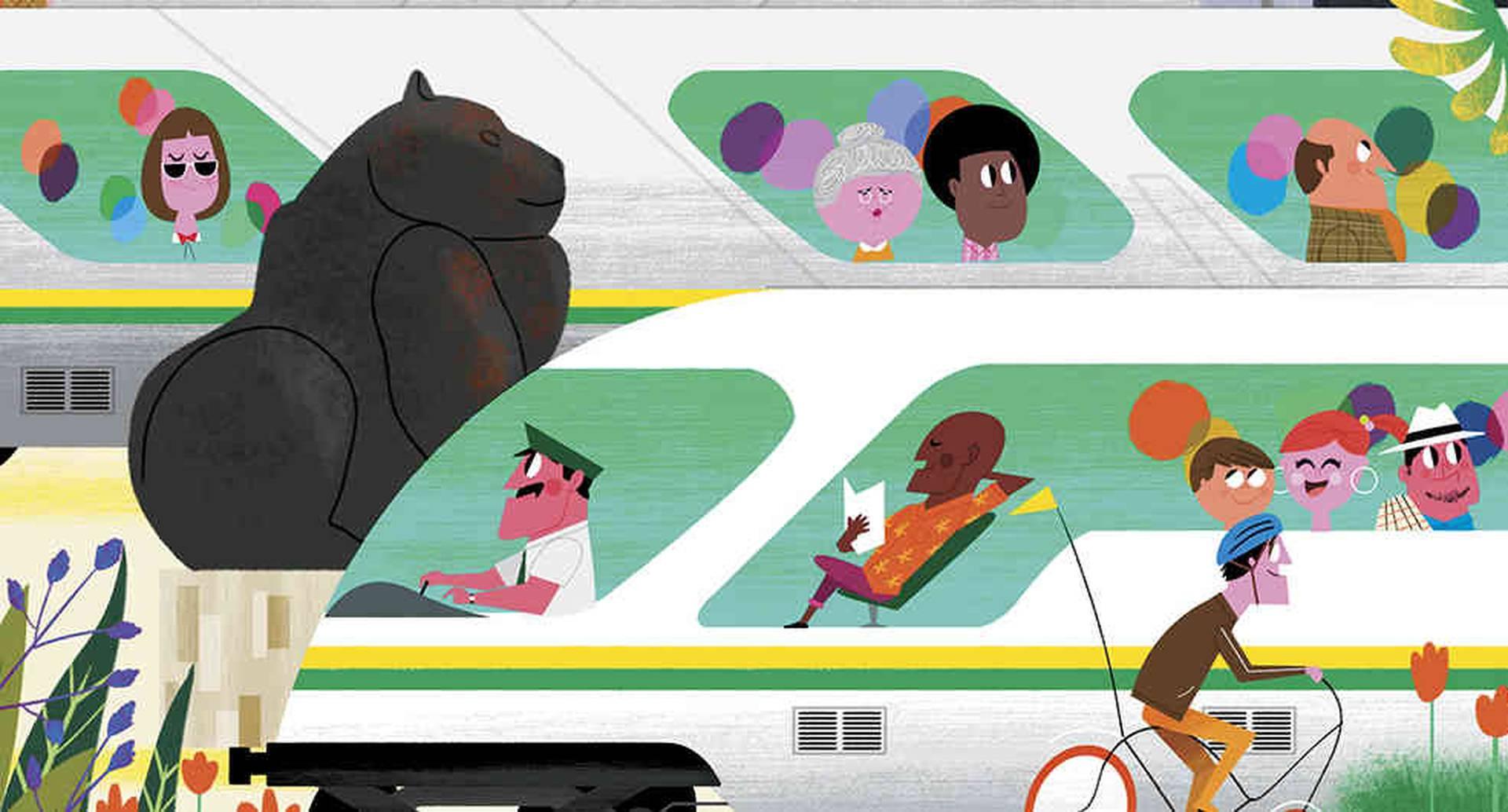 Aproximadamente 250.000 viajeros diarios se le sumarán al Metro de Medellín con la unión de los dos sistemas.