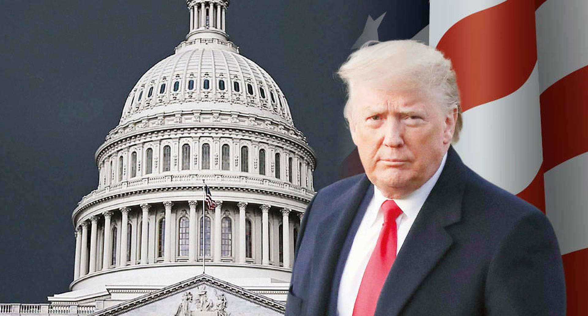 El 16 de enero comenzó el juicio político contra Donald Trump en el Senado.