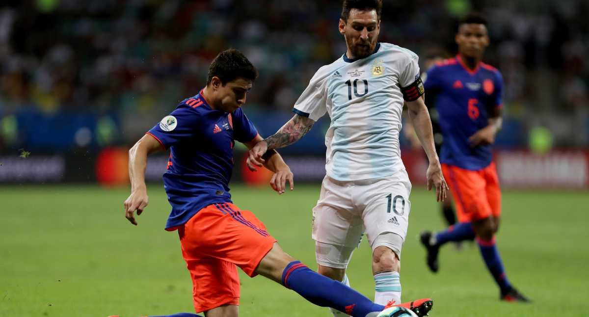 Eliminatoria Catar 2022 | Colombia vs. Argentina: esta sería la posible alineación de Reinaldo Rueda