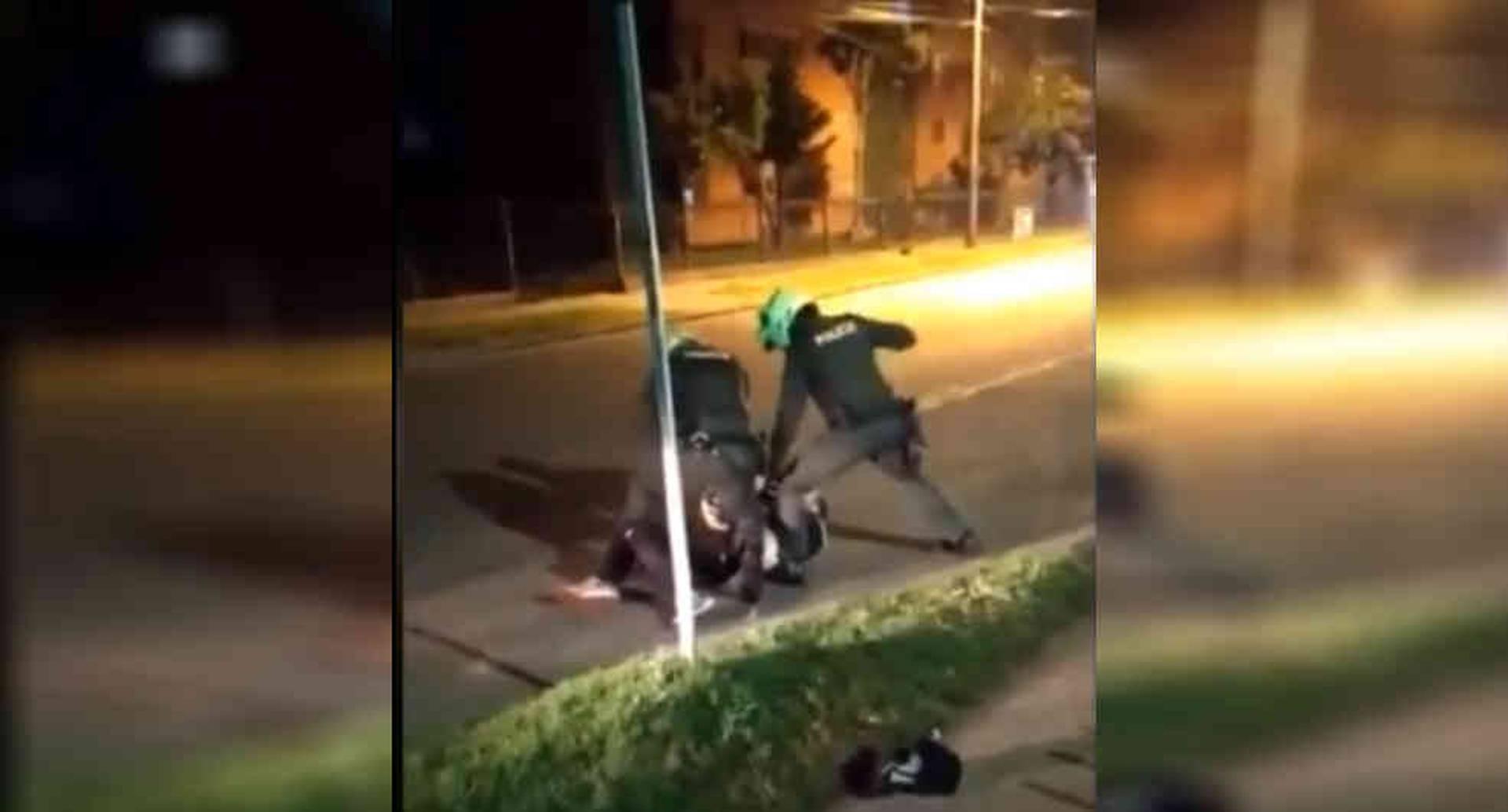 Bogotá: Presunto abuso policial acabó con muerte de abogado por electrochoques