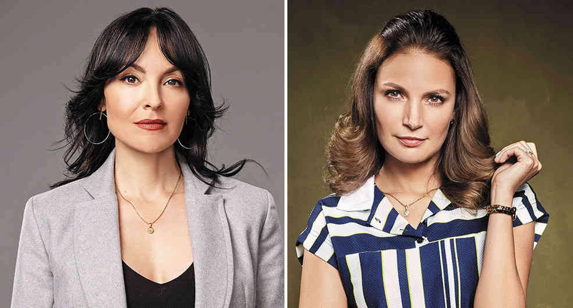 Carolina Gómez y Juliana Galvis conquistaron la televisión con La venganza de Analía y El general Naranjo