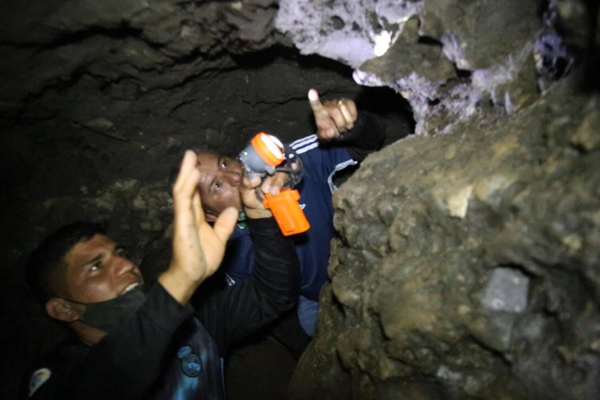 El hallazgo de un mastodonte en una mina de Irra, corregimiento de Quinchía, en Risaralda.