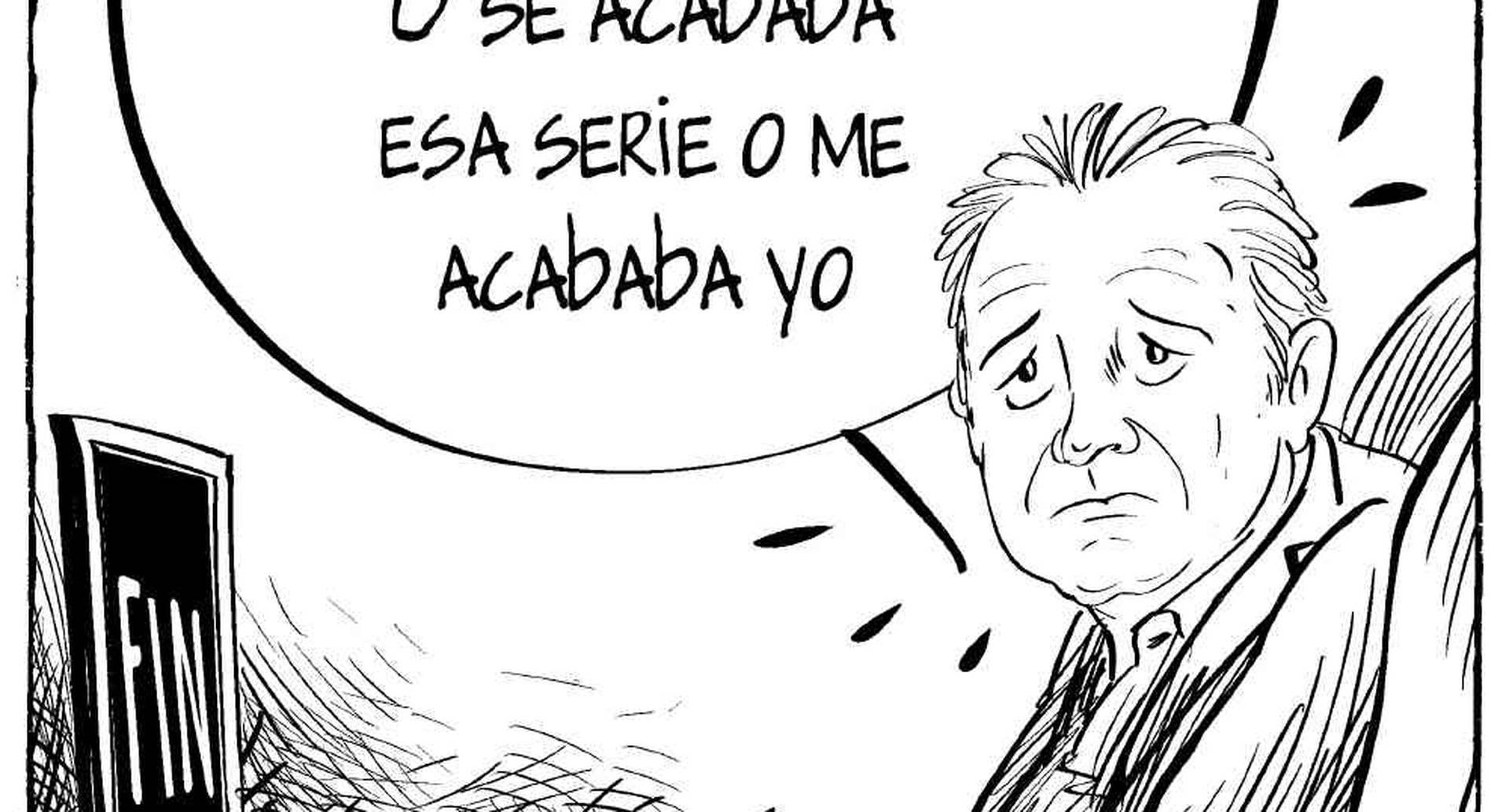 'El general Naranjo', por Vladdo