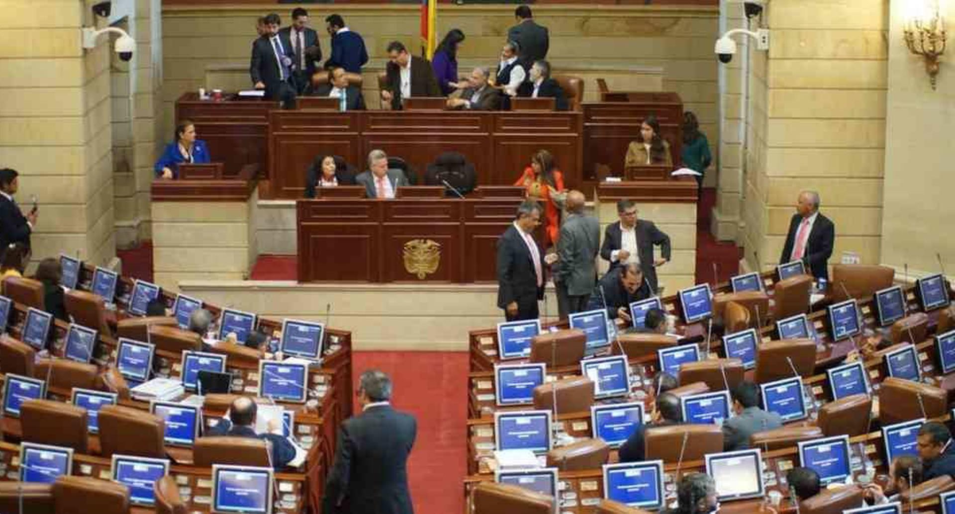 En caso de que efectivamente el senador García decida revocar este acto administrativo de forma directa, le restaría enviar el acto legislativo de las curules de paz para que el presidente Iván Duque promulgue la ley.
