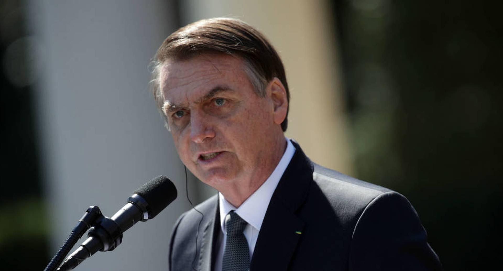 Jair Bolsonaro, se fue en contra de Biden por amenaza sobre la Amazonia