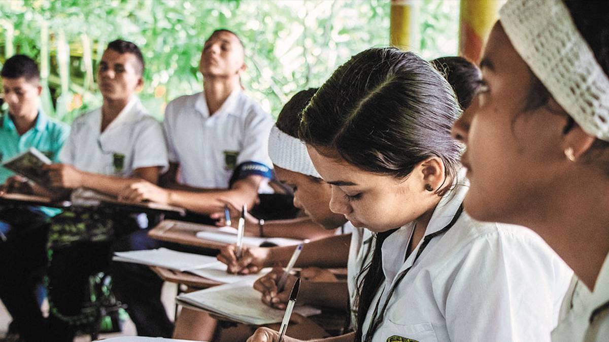El principal objetivo de las escuelas normales es suplir la falta de docentes en colegios de ciertas regiones.</