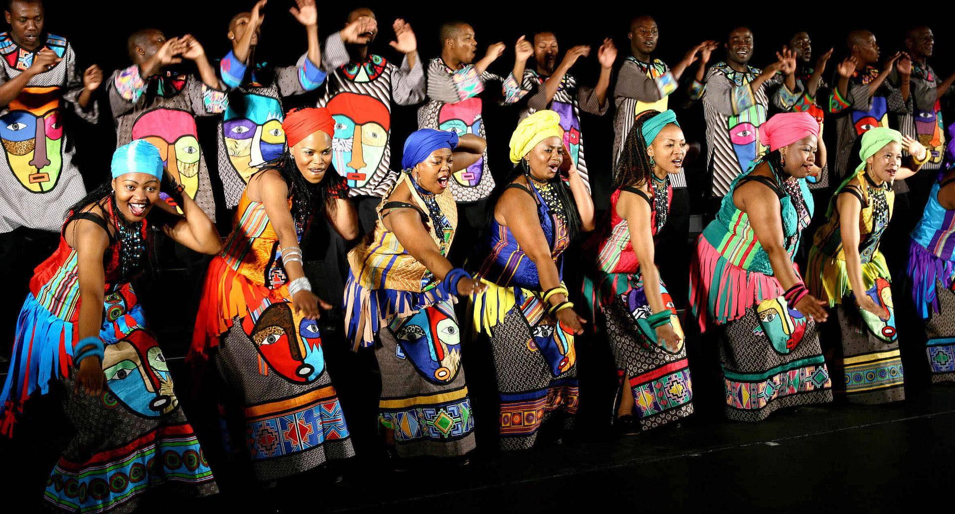 Soweto Gospel Choir.
