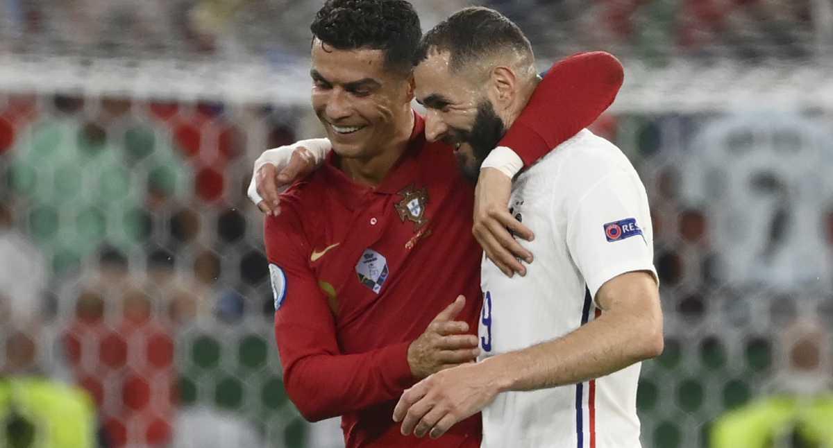 Eurocopa | Con agónico final, se definieron los clasificados del grupo F; vea los goles y resultados de la jornada