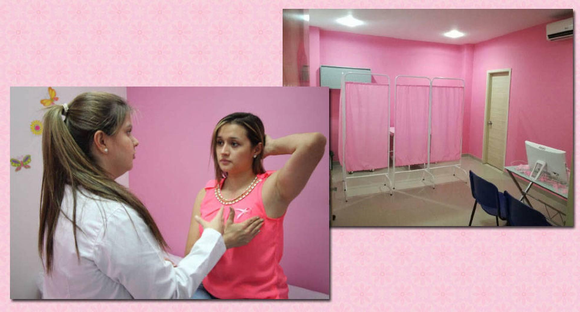 Estos espacios cuentan con personal especializado y, dependiendo del hospital, hay desde enfermeras hasta ginecólogos.
