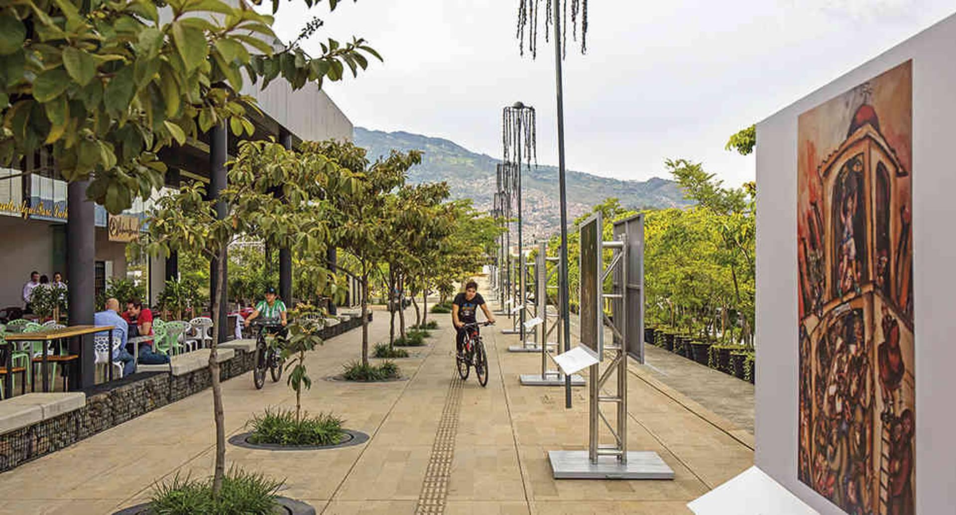 Medellín ha ganado fama por sus obras disruptivas y ambiciosas. Pero nada se compara con este proyecto urbanístico revolucionario.