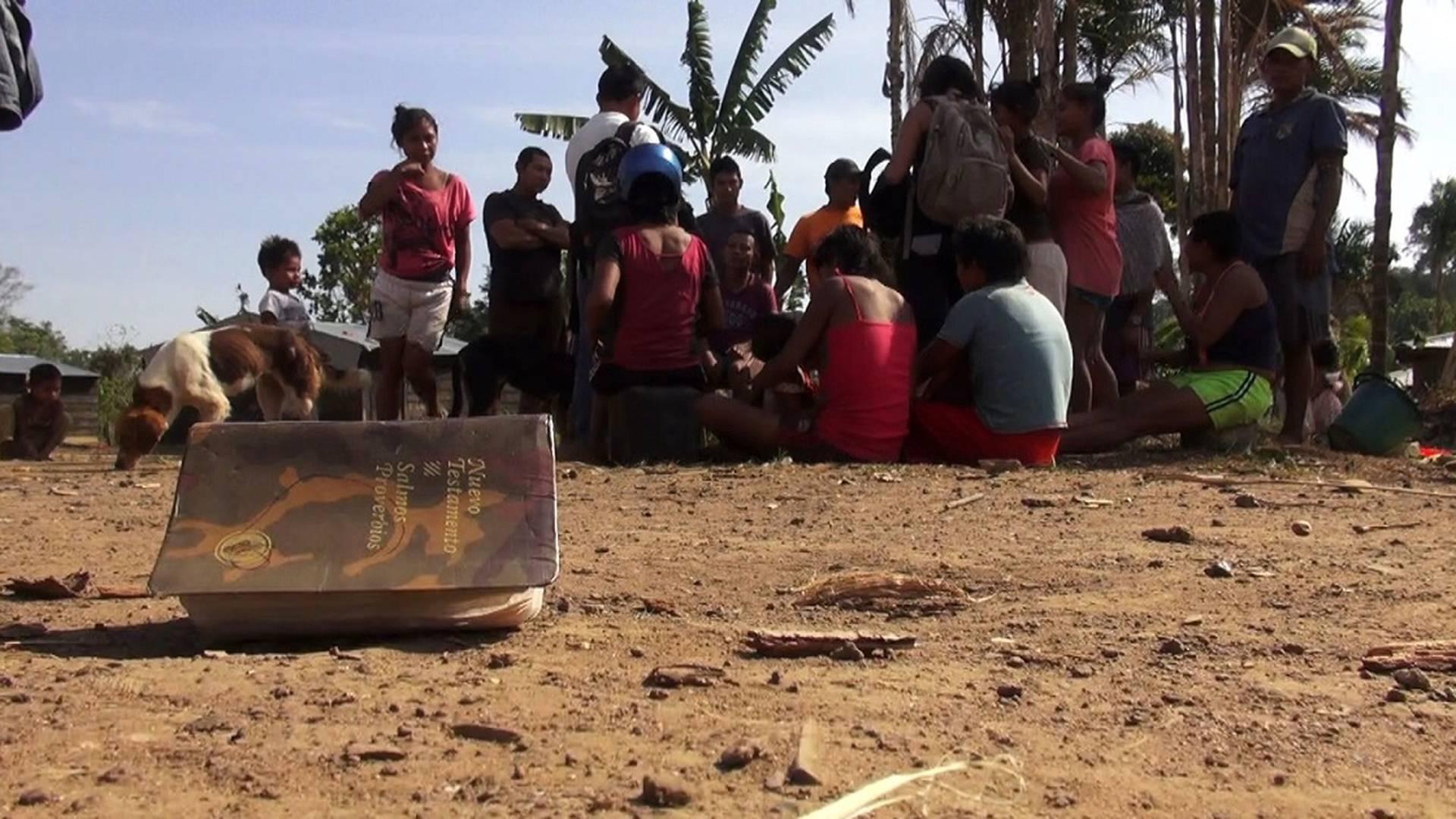 Indígenas Nukak-Makú acorralados por palma, coca y bandas criminales