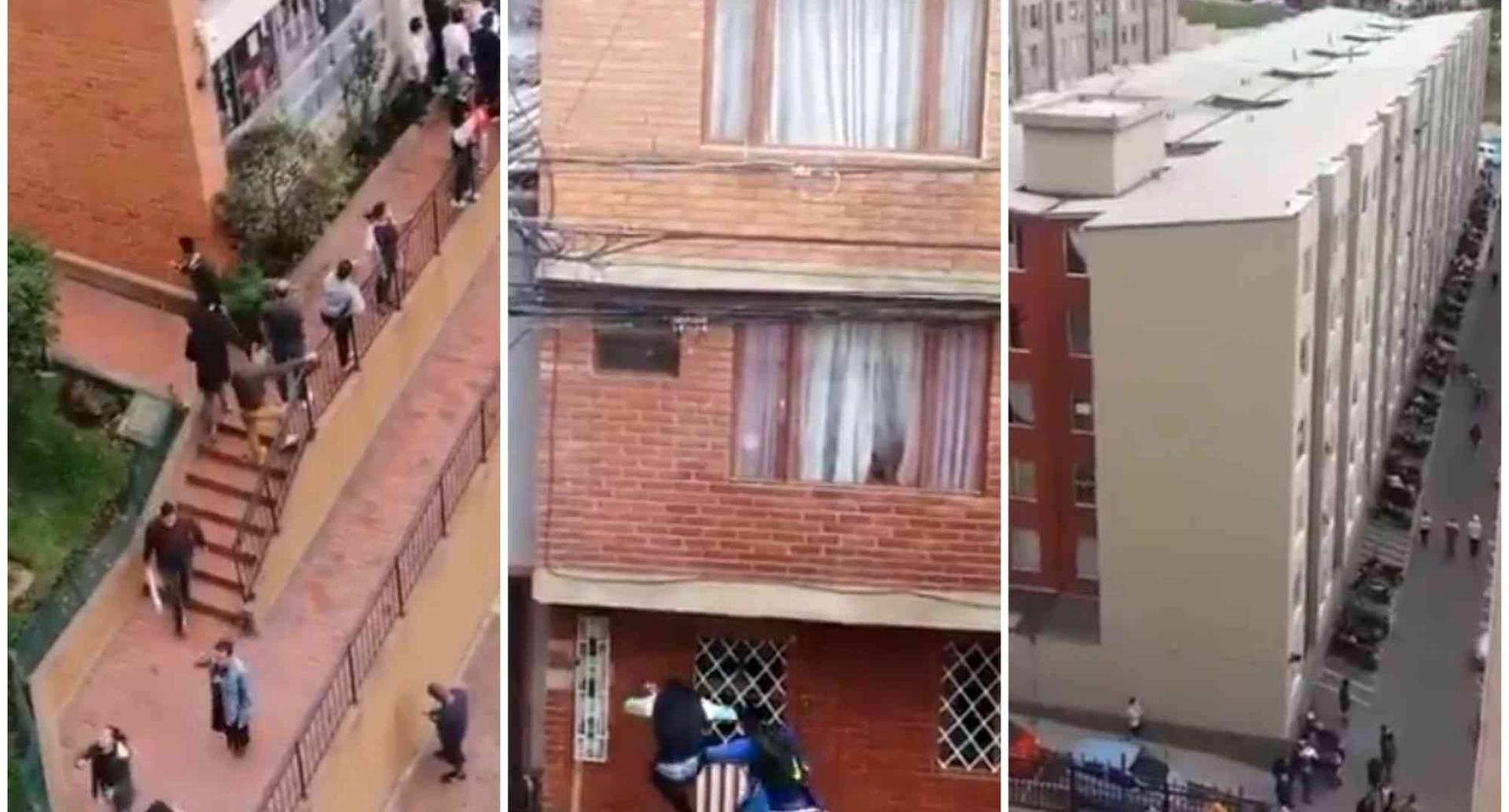 ¿Saqueos durante toque de queda en Bogotá fueron un engaño? | Noticias hoy
