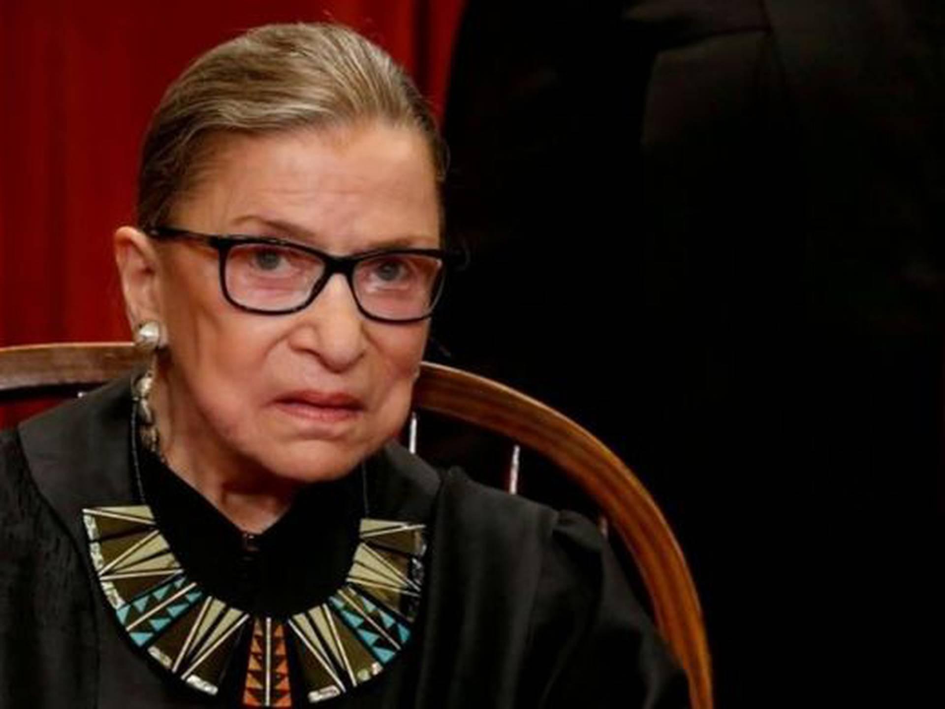 RGB era la jueza más veterana del máximo tribunal de Estados Unidos.