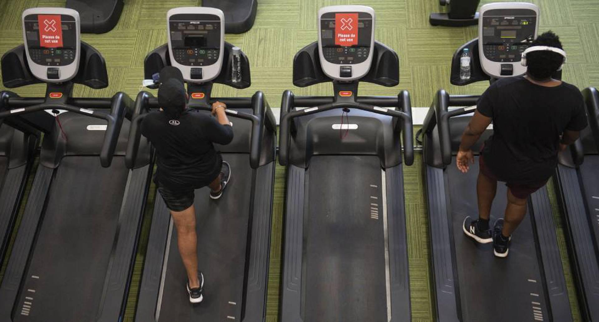 Usar tapabocas para hacer ejercicio: tips para volver al gimnasio | Deportes.