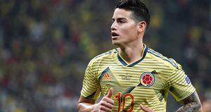 James Rodríguez, Yerry Mina y Falcao García son los jugadores de la Selección Colombia que lideran la lista.