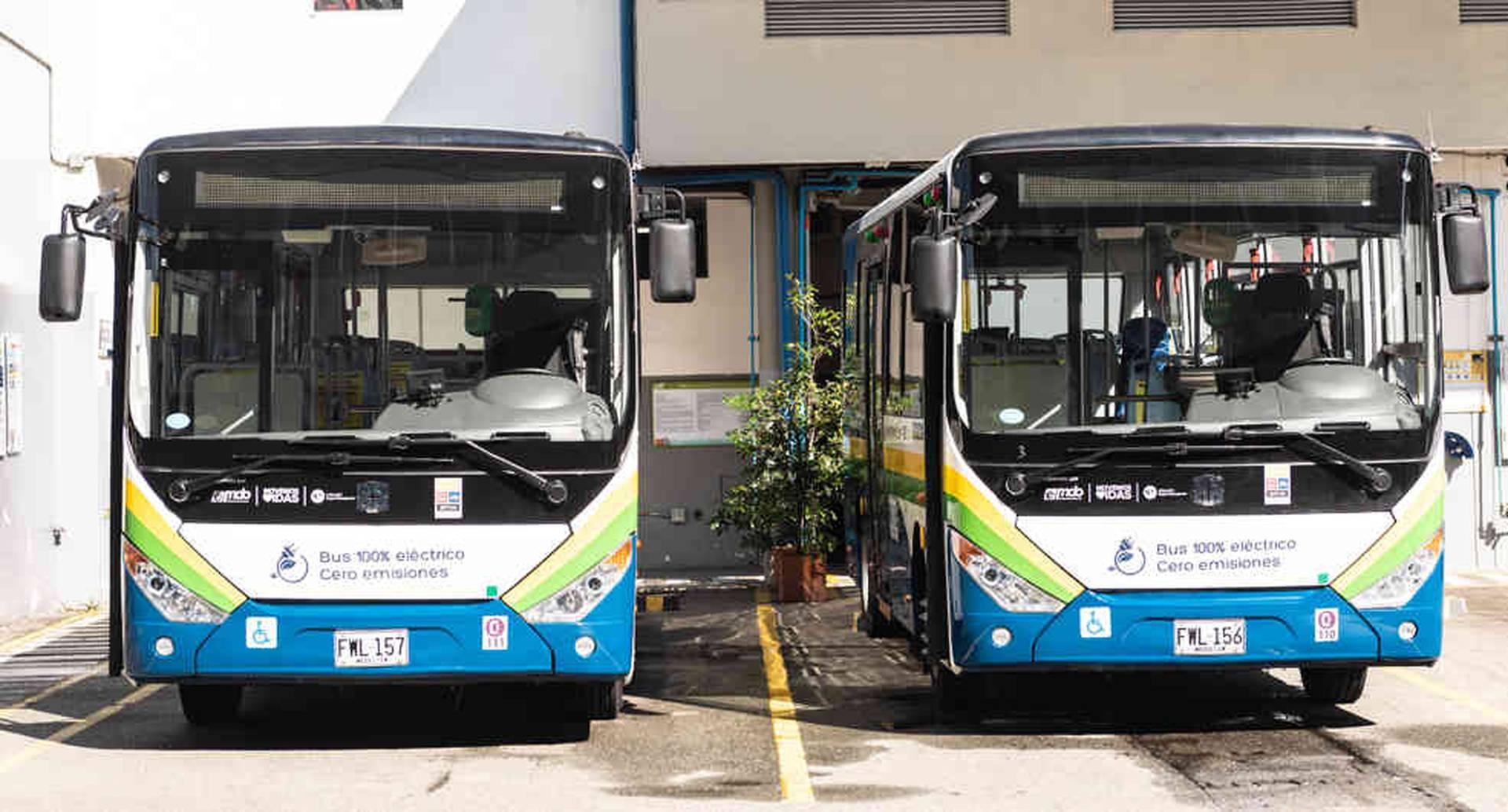En 2030 deberán rodar en Colombia 600.000 vehículos eléctricos, de los cuales 42.000 serán camiones, buses y volquetas.