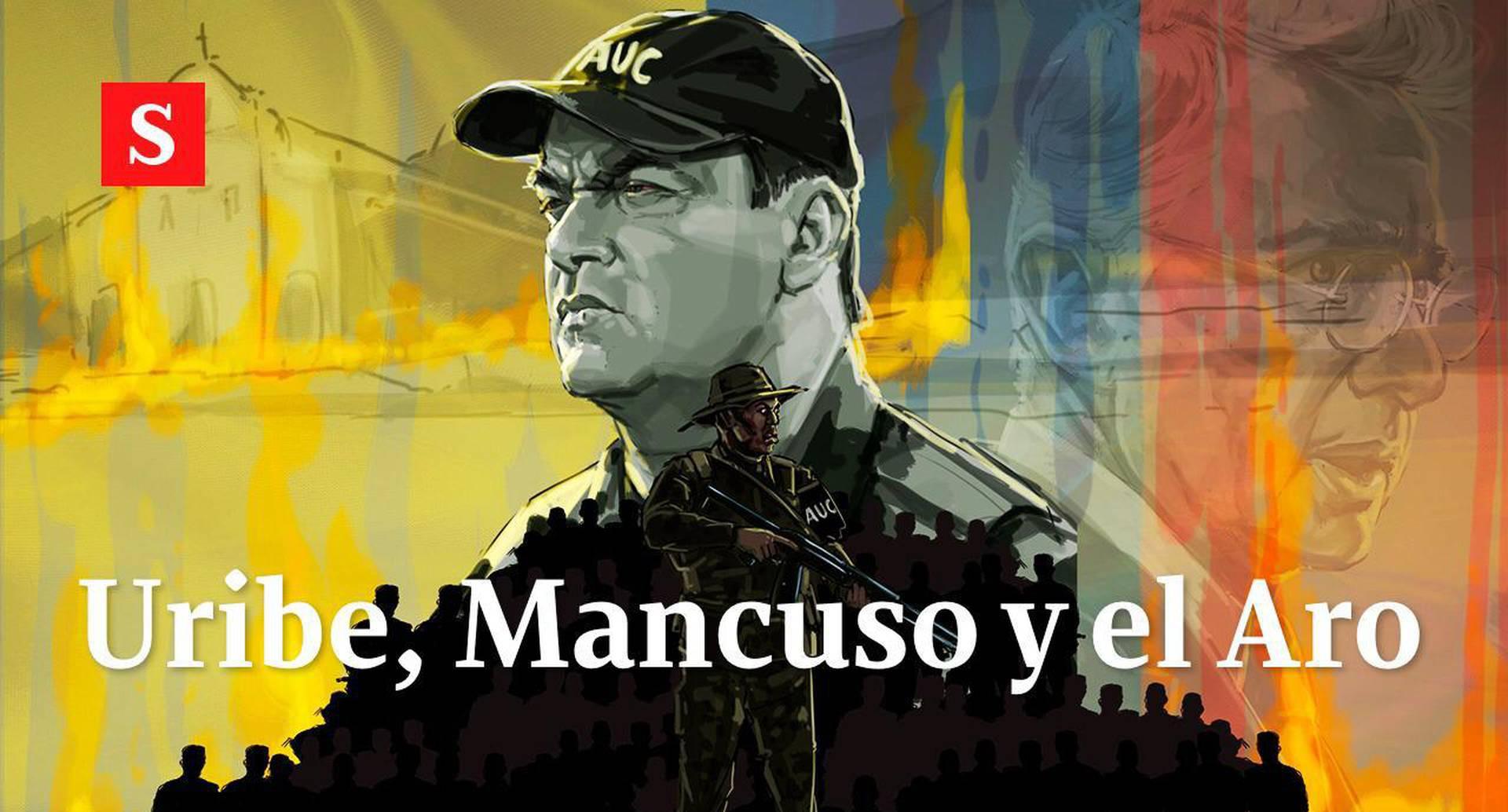 El testimonio de Salvatore Mancuso es importante para esclarecer qué sucedió en la masacre que tuvo lugar en octubre de 1997.