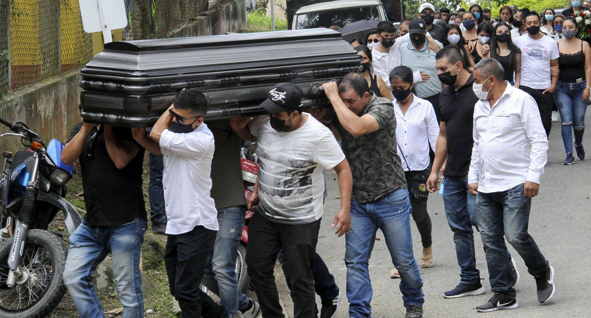 Más de 50 masacres en lo corrido de 2020 ¿Qué está pasando en Colombia?/Foto: AFP