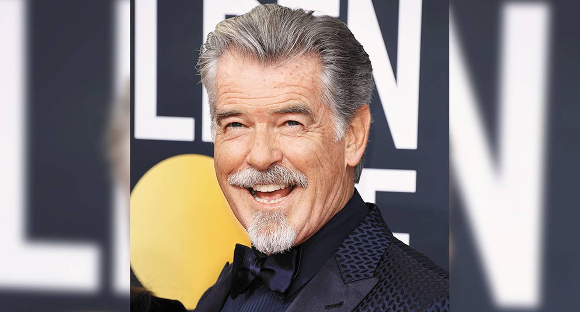 El actor en los Premios Globo de Oro, en Beverly Hills, California, en enero pasado.