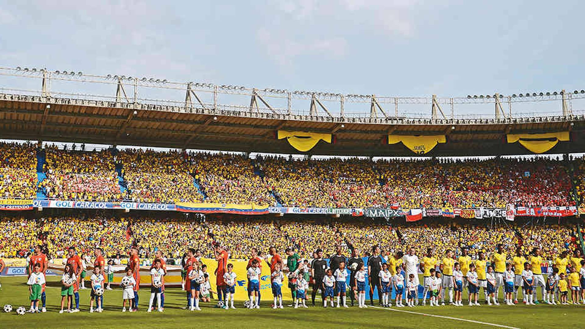 El Estadio Metropolitano de Barranquilla, el templo de la Selección Colombia