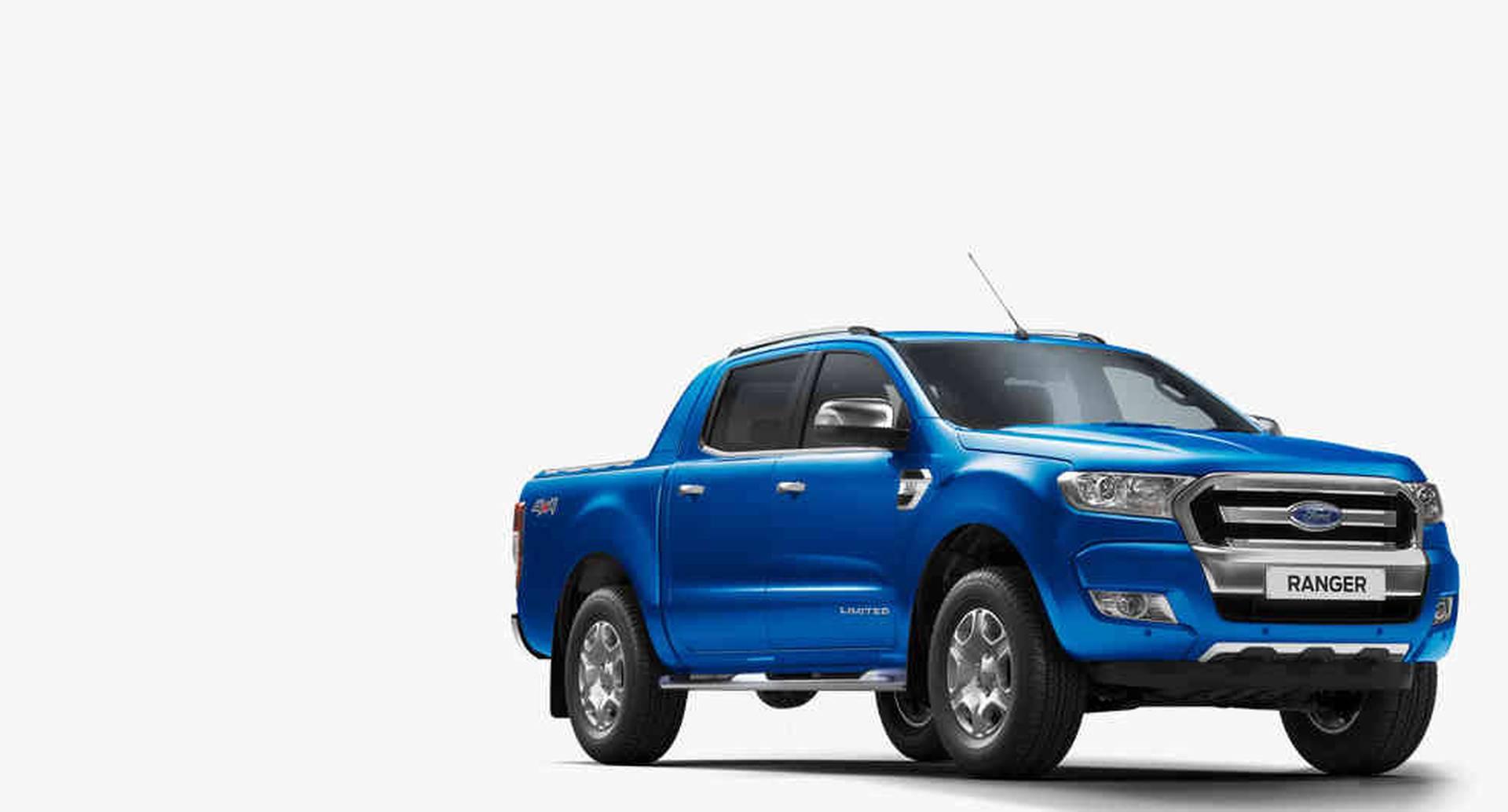 En Colombia la Ford Ranger XLS gasolina tiene un precio de 83.990.000 pesos.