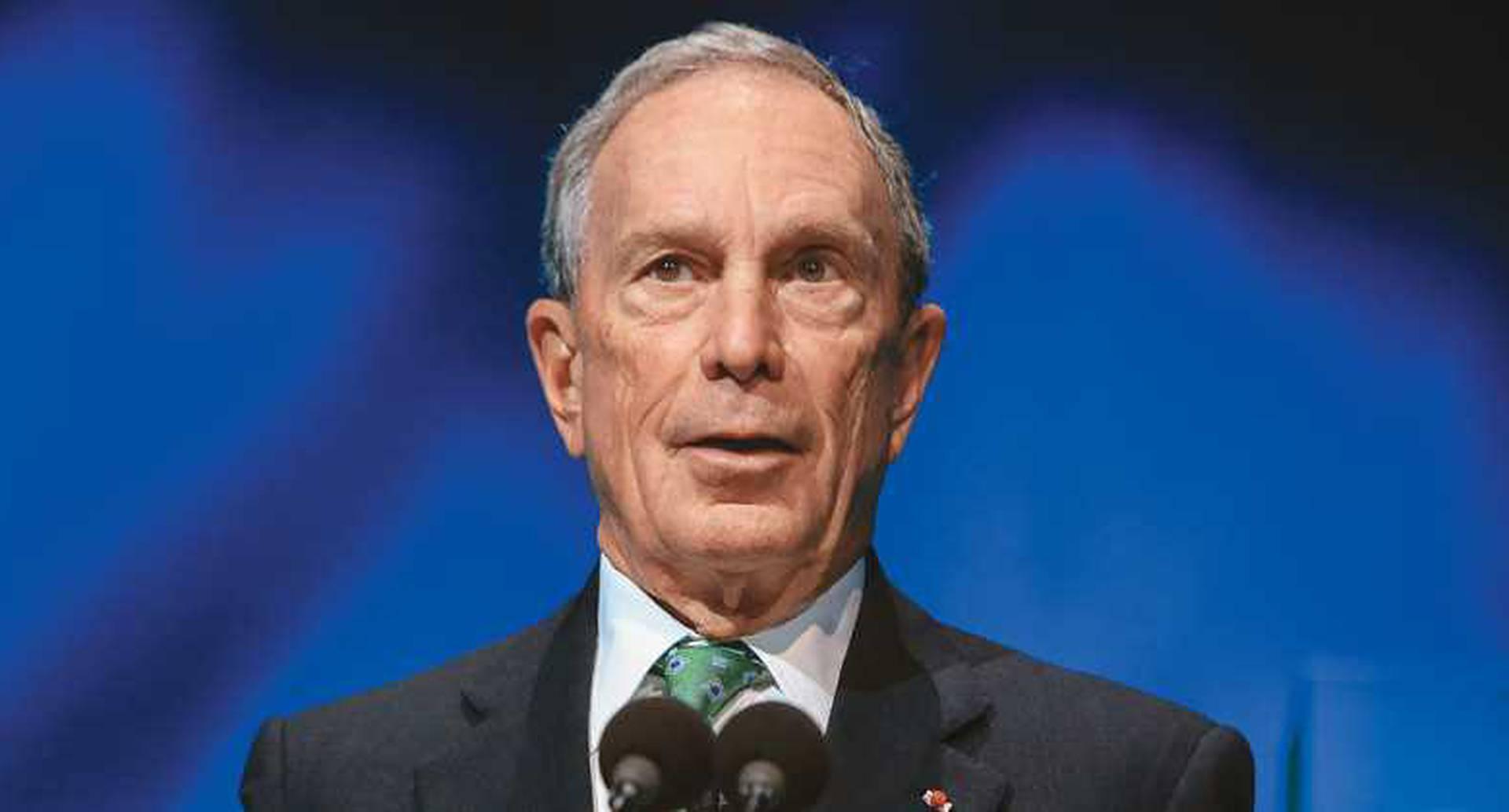 Michael Bloomberg pagará multas de delincuentes en Florida para que puedan votar