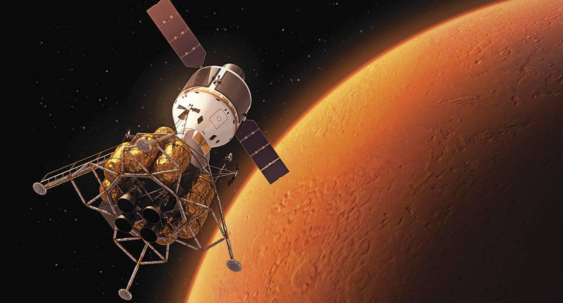 Extraño fenómeno en eclipse solar de Marte podría ayudar en expediciones de NASA