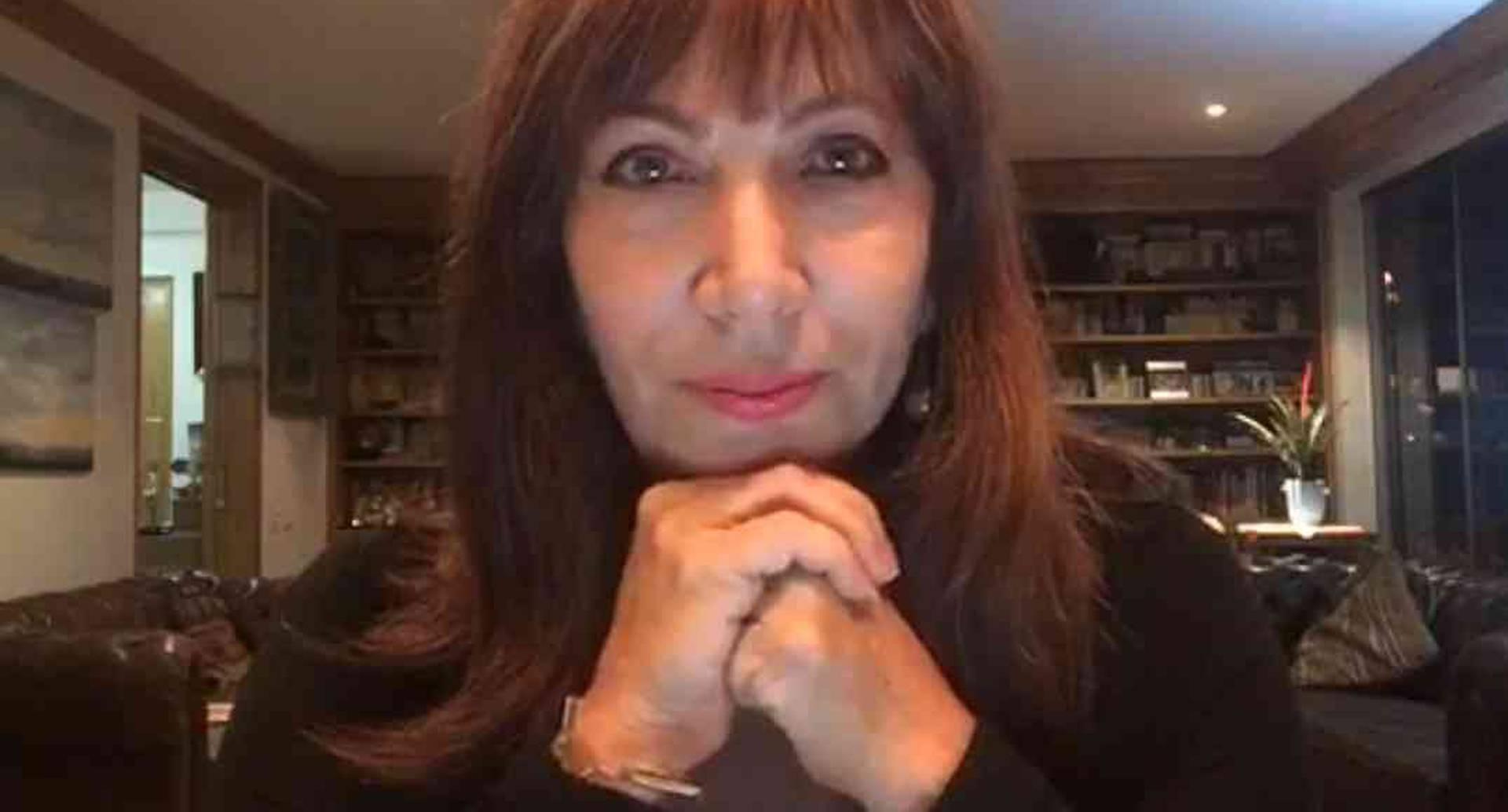 María Jimena Duzán, periodista y columnista de SEMANA.