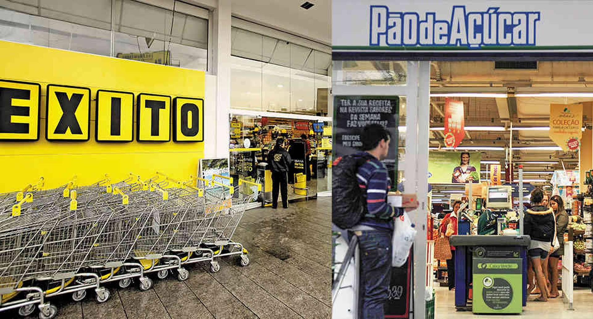 En julio de 2015, el Grupo Éxito anunció la compra de la GPA, compañía dueña de importantes cadenas de comercio en Brasil, como Pão de Açúcar, y desde entonces asumió su manejo. Ahora, la GPA quiere comprar al Éxito para convertirla en su subsidiaria.