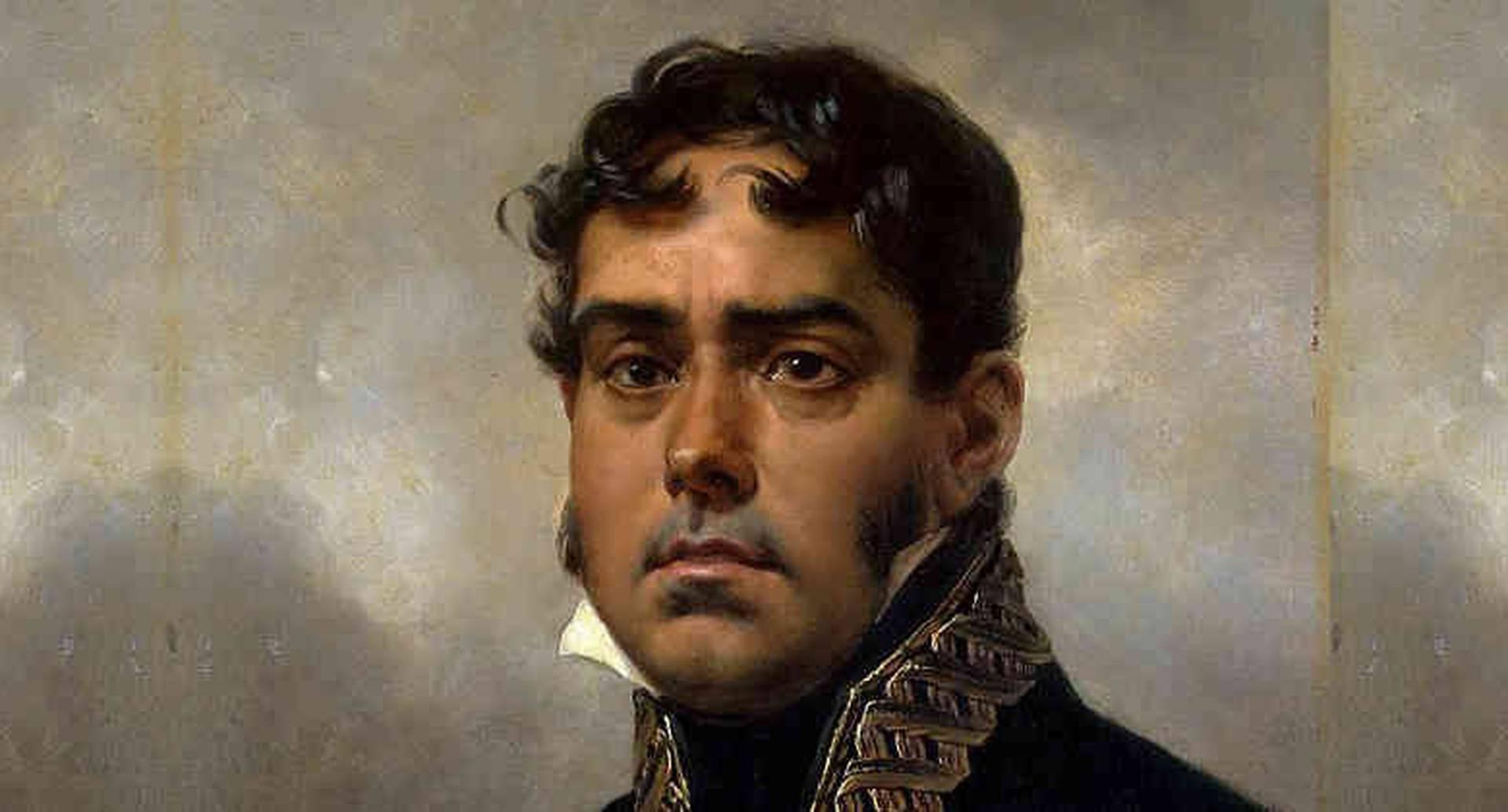 Pablo Morillo nació en un pueblo humilde de España en 1775 y murió en 1837 en Francia.