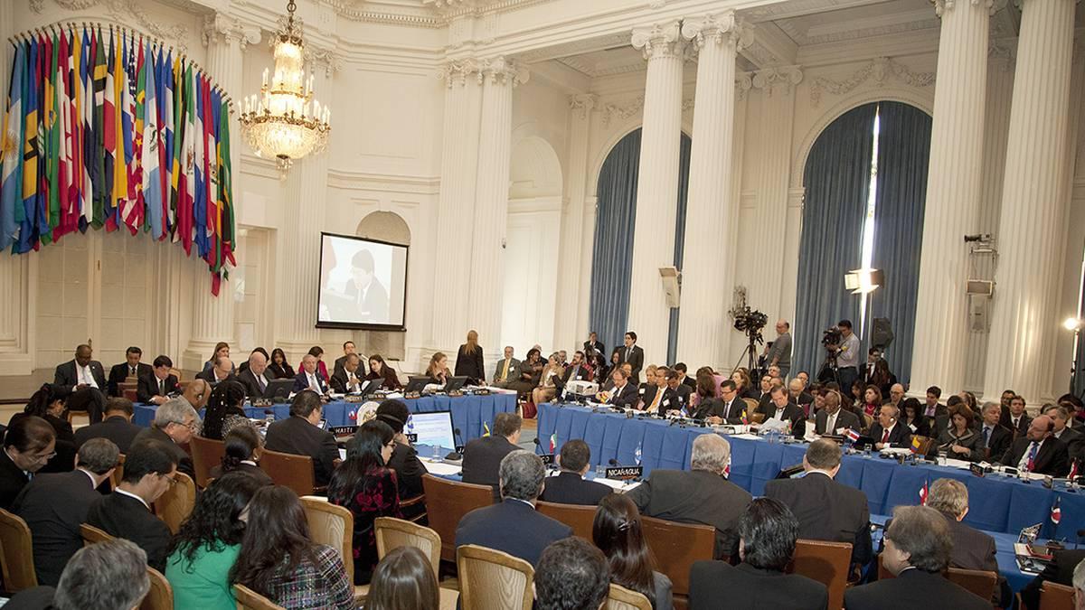 OEA renueva integrantes de Corte Interamericana de DD. HH. y CIDH
