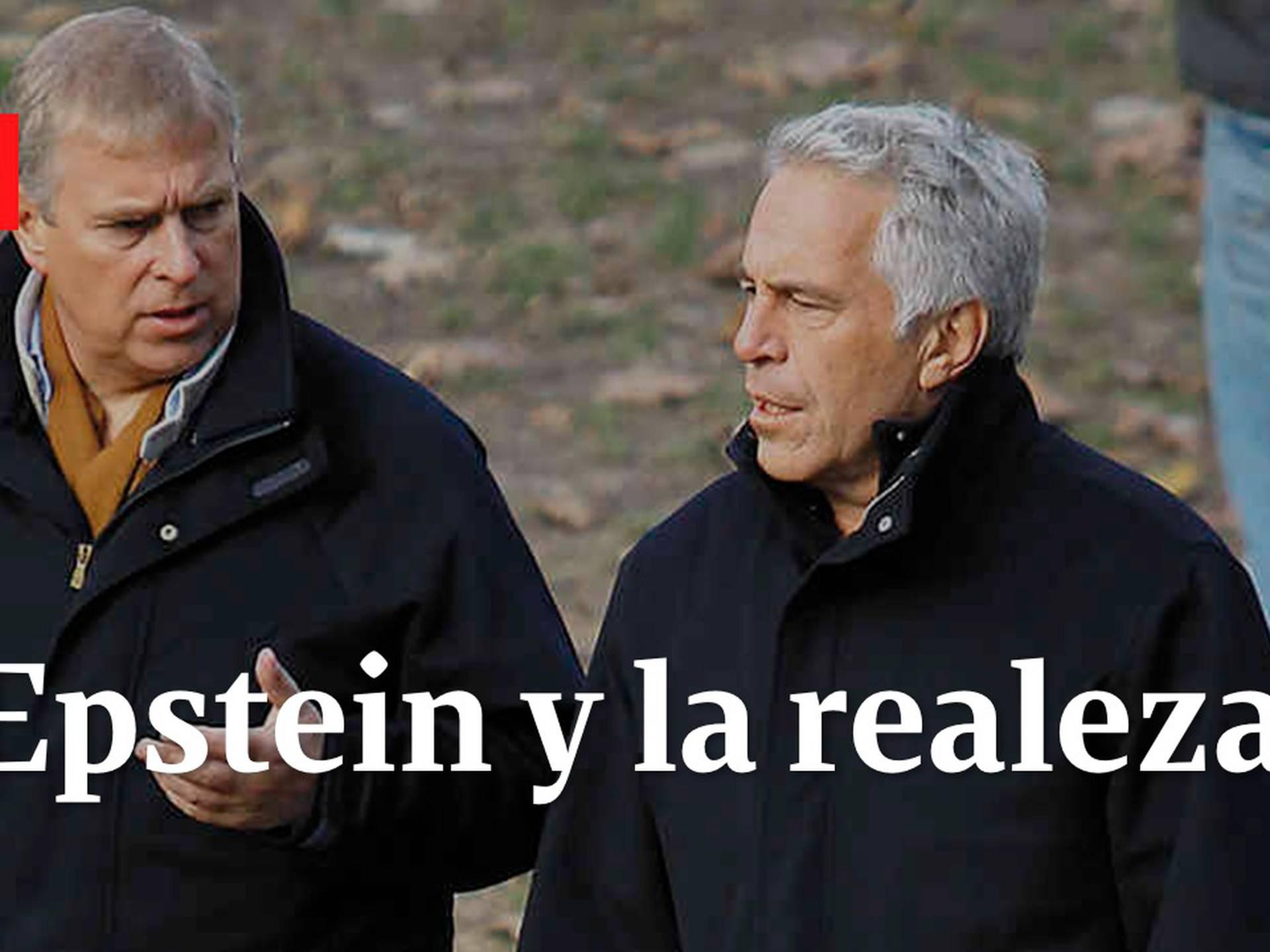 Epstein y la realeza