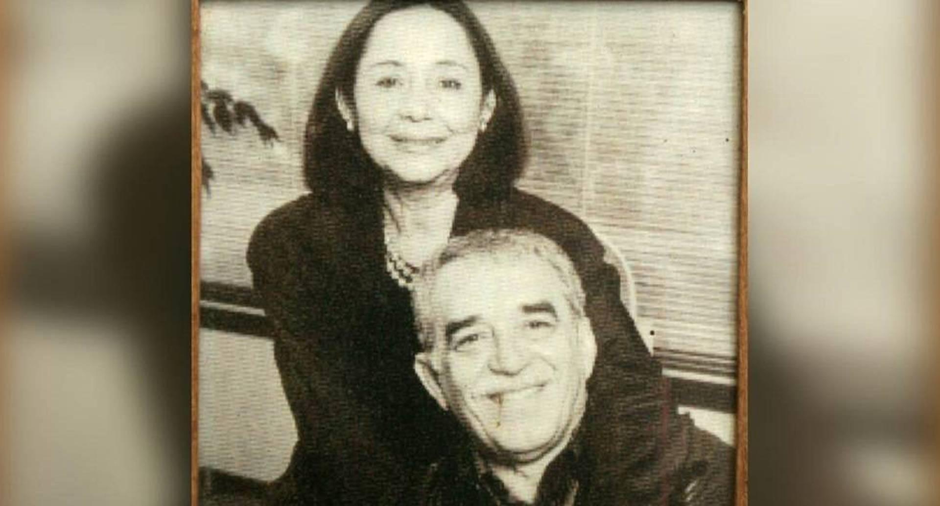 Mercedes Barcha Pardo. Ella fue la costeña de ascendencia egipcia que lo volvió loco cuando él apenas tenía trece años.