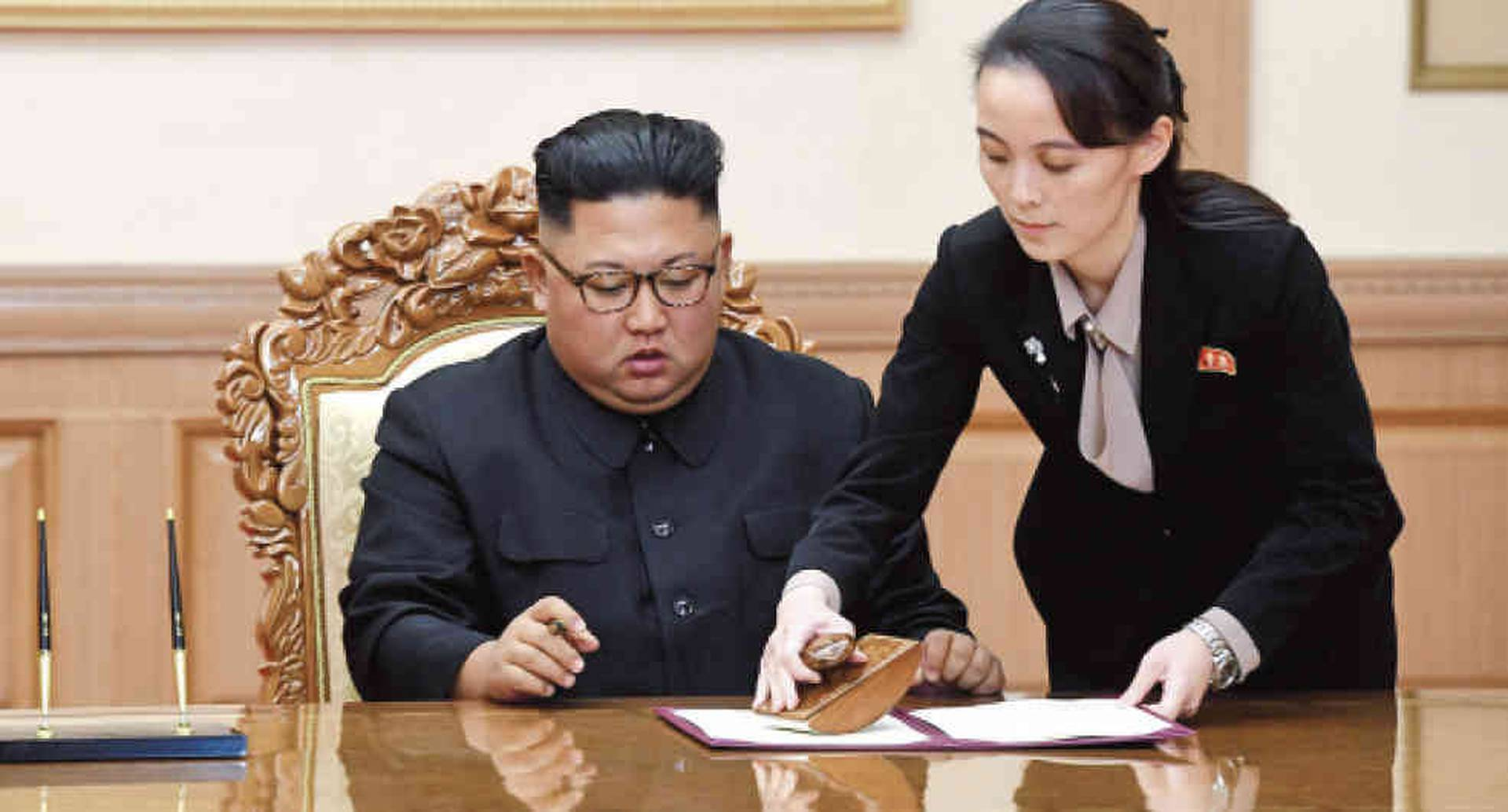 La hermana del líder norcoreano amenaza a Corea del Sur/Foto: archivo SEMANA