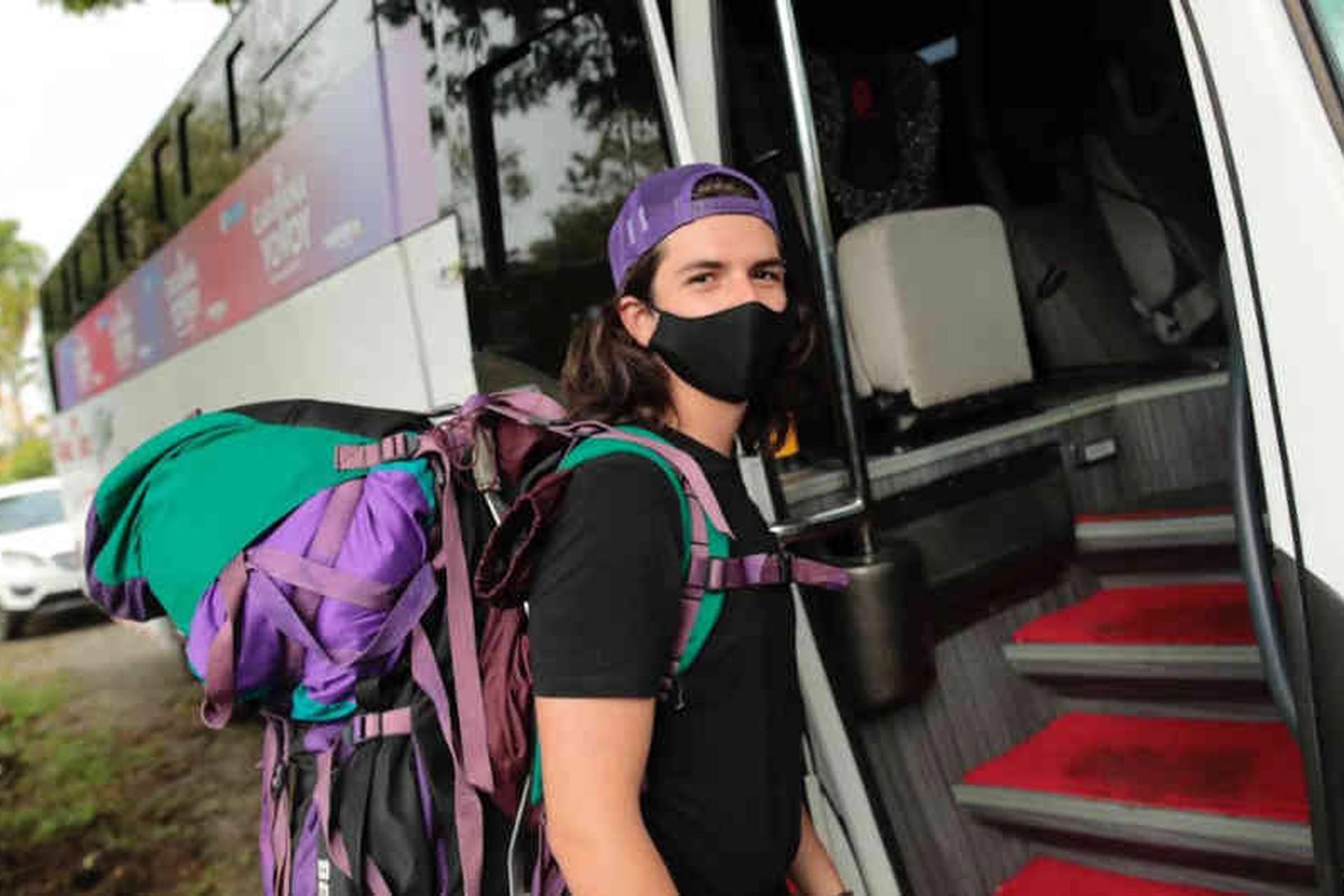 El Fondo Nacional del Turismo (Fontur) realiza la segunda caravana de turistas 'Yo Voy' por el Eje Cafetero, estrategia de reactivación del sector que comenzó en octubre en los llanos orientales.