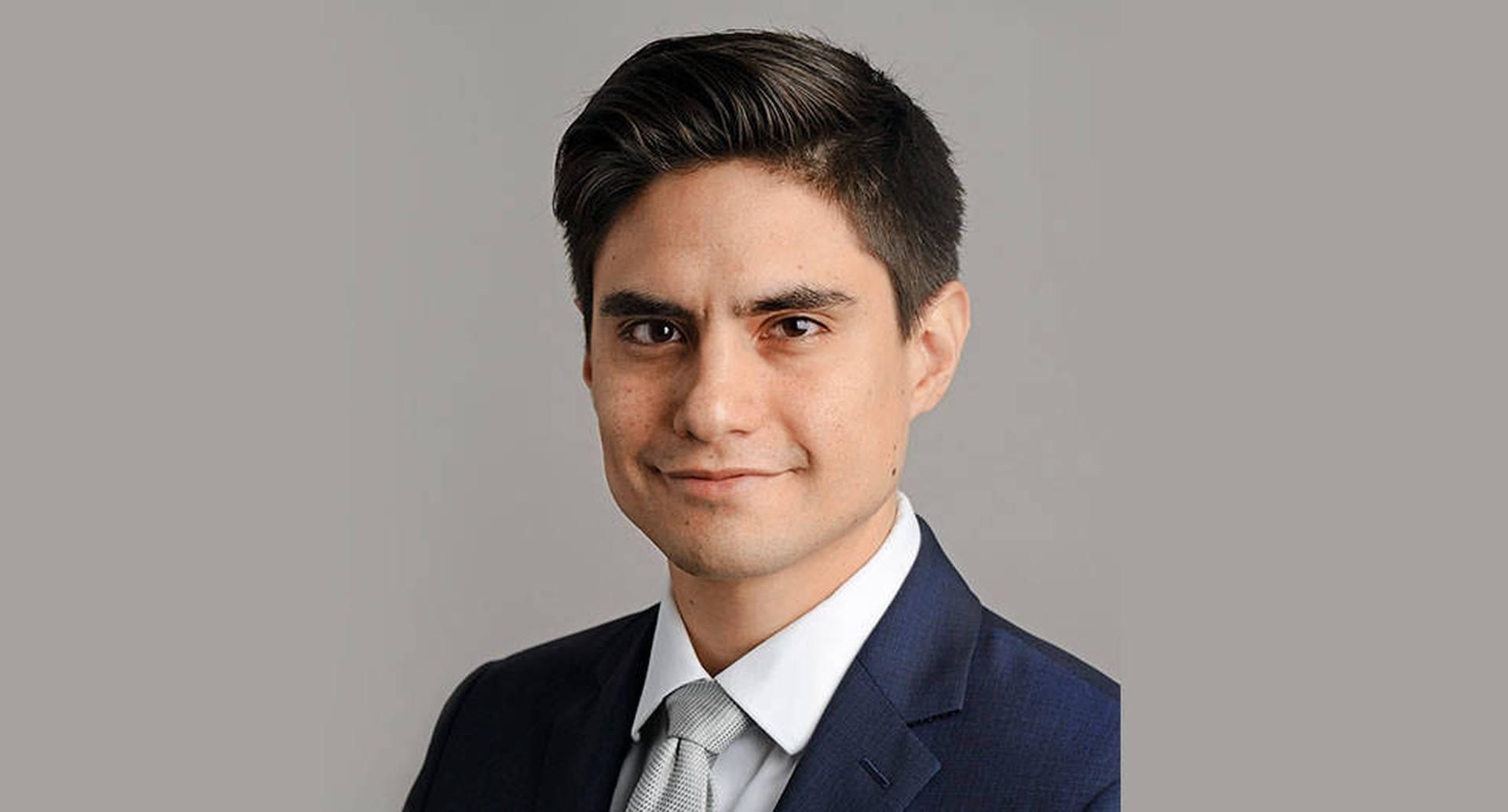 Renzo Merino, analista soberano para Colombia de la agencia calificadora Moody's Investor Service
