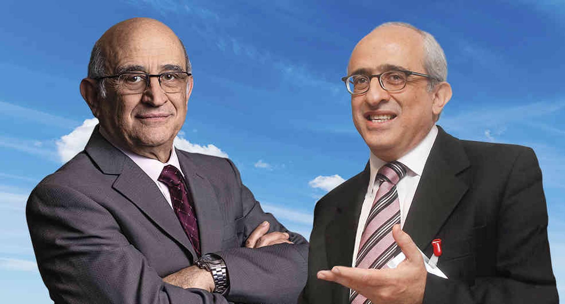 A Germán y José Efromovich los acusan de corrupción y lavado de activos en el marco de la fase 72 de Lava Jato, el operativo 'Navegar es preciso'.