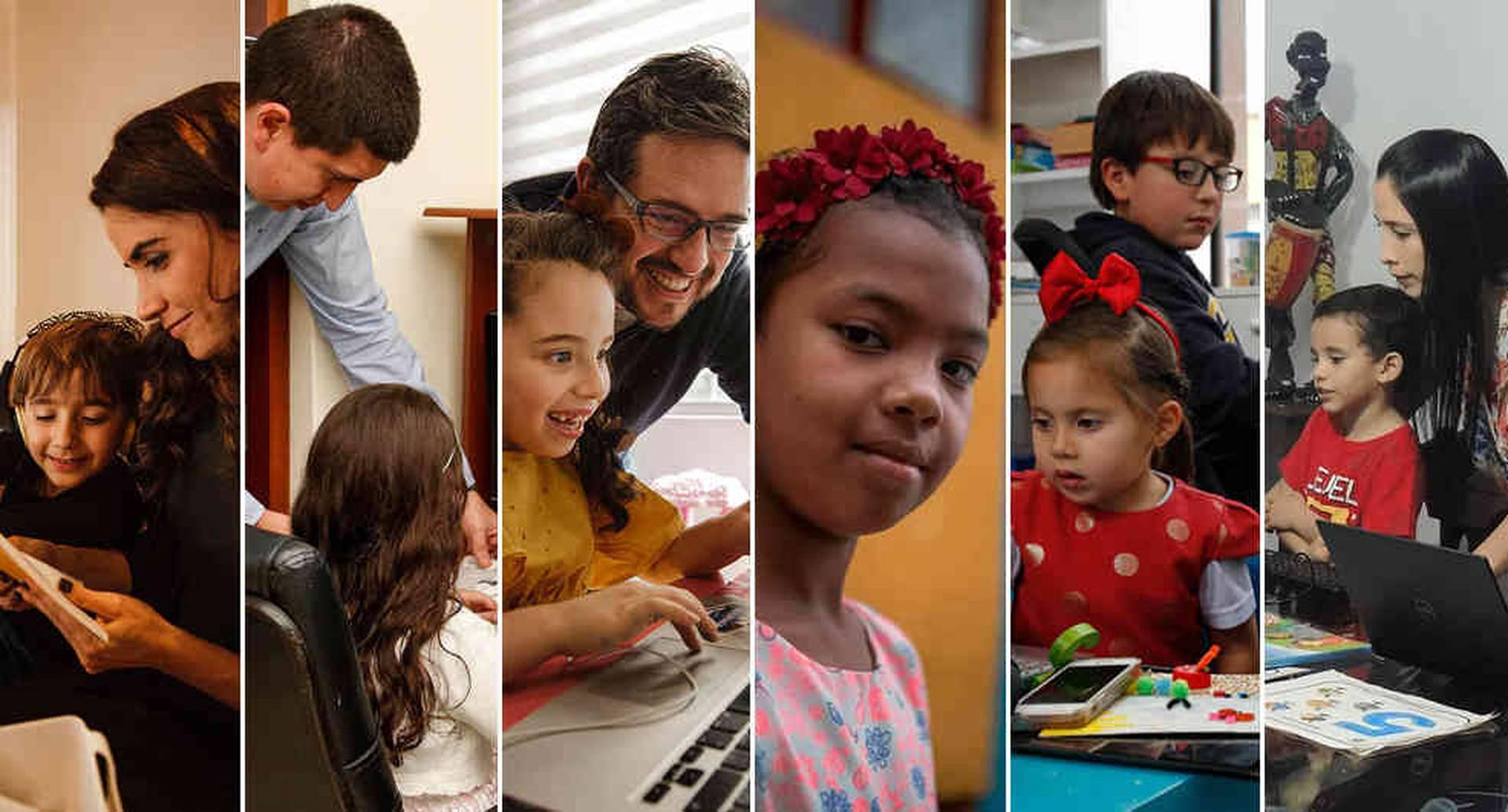 El tema de la educación en casa se ha convertido en una angustia para millones de familias. El debate fue objeto de un informe especial en la revista Semana