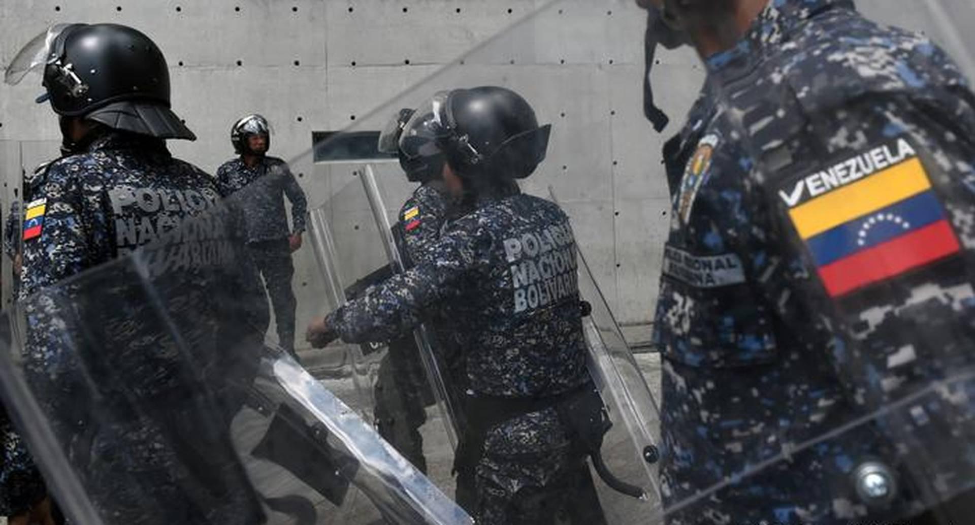 Fuerzas armadas Venezuela DW - NO USAR