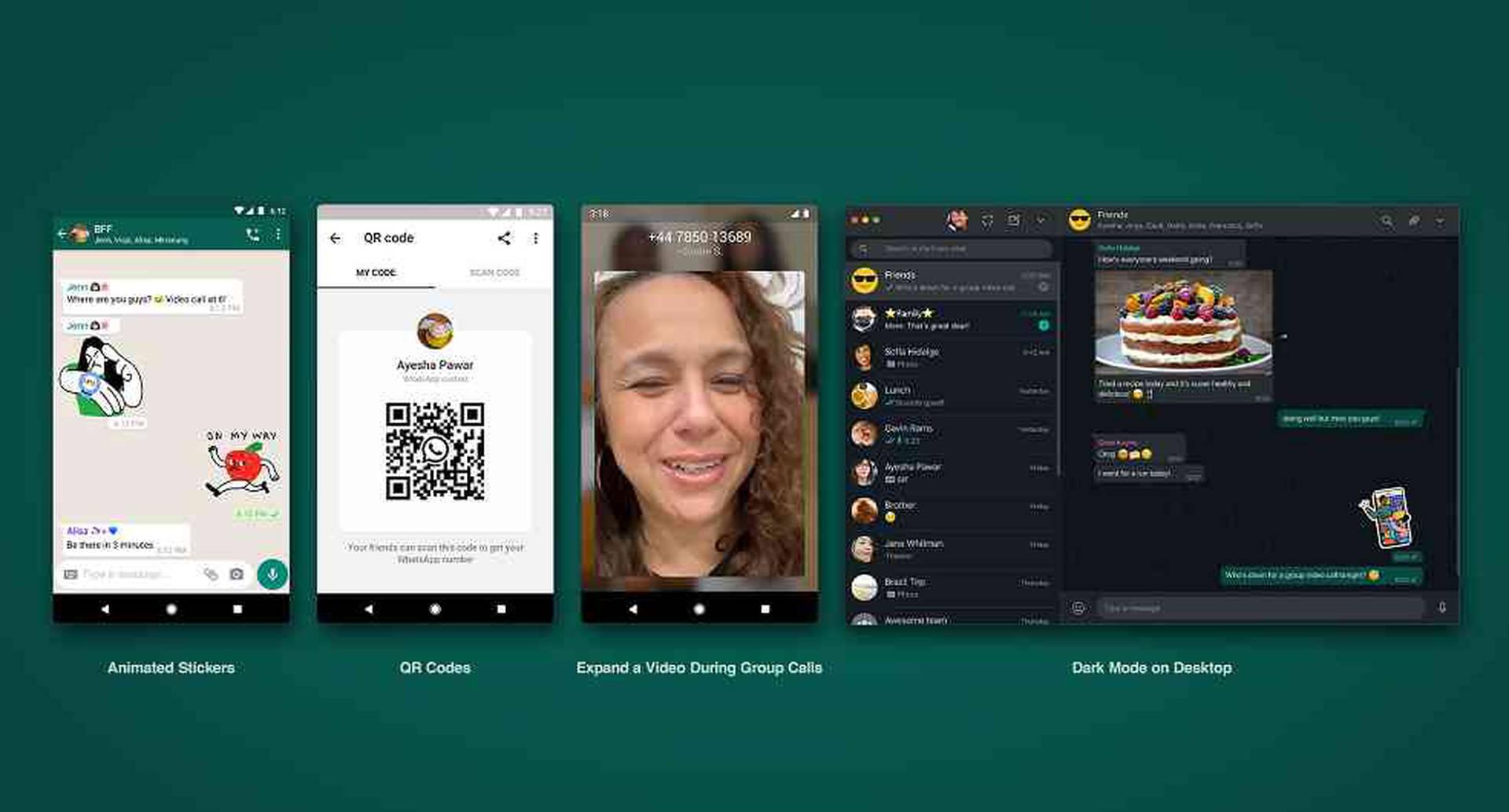 WhatsApp Web: aprenda a activar el modo oscuro | Noticias hoy Colombia