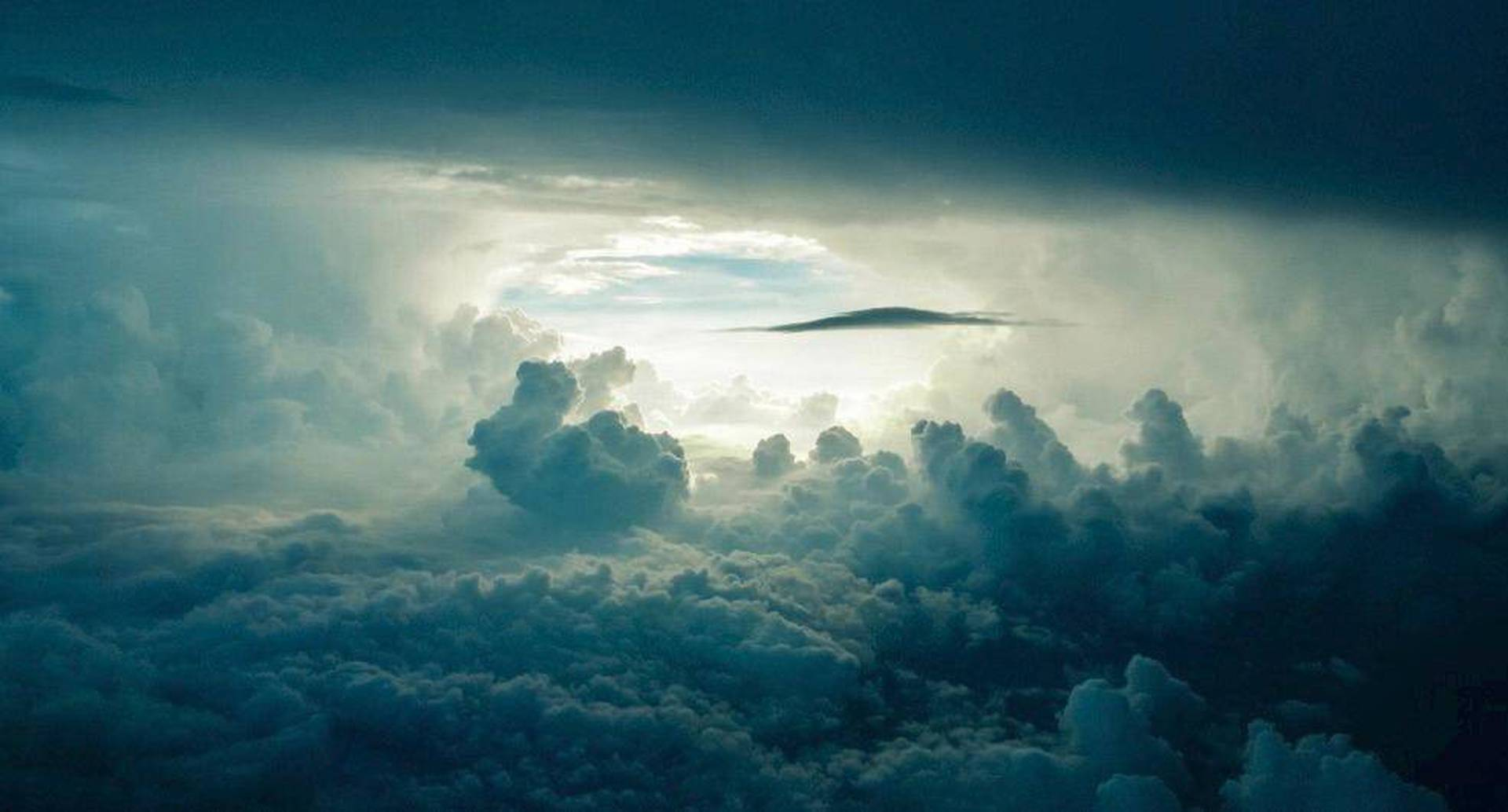 Imagen de referencia sobre el cielo