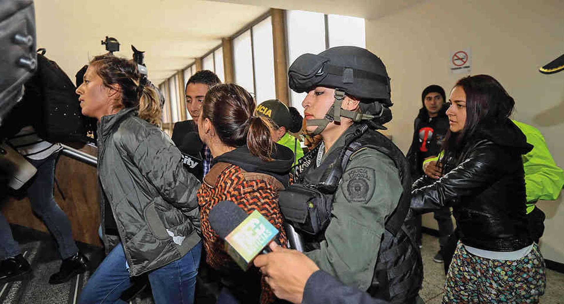 De los diez capturados por el atentado al Andino, siete recuperaron su libertad por vencimiento de términos. Otra, Natalia Trujillo, salió de prisión tras negociar con la Fiscalía.