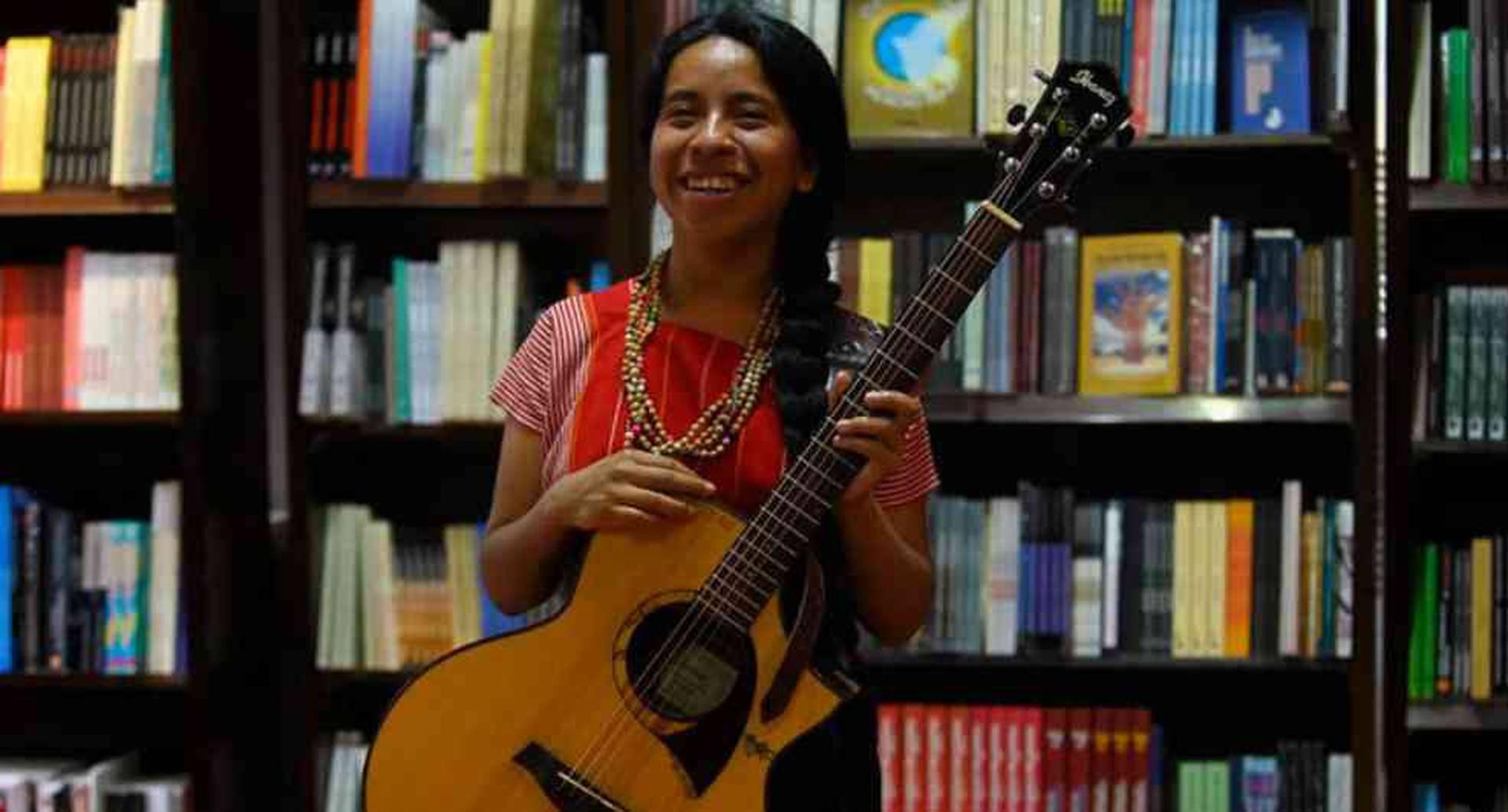 El concierto tendrá lugar a las 6:30 de la tarde, en la Librería Matorral (Carrera 19 #35-55); la entrada es libre.