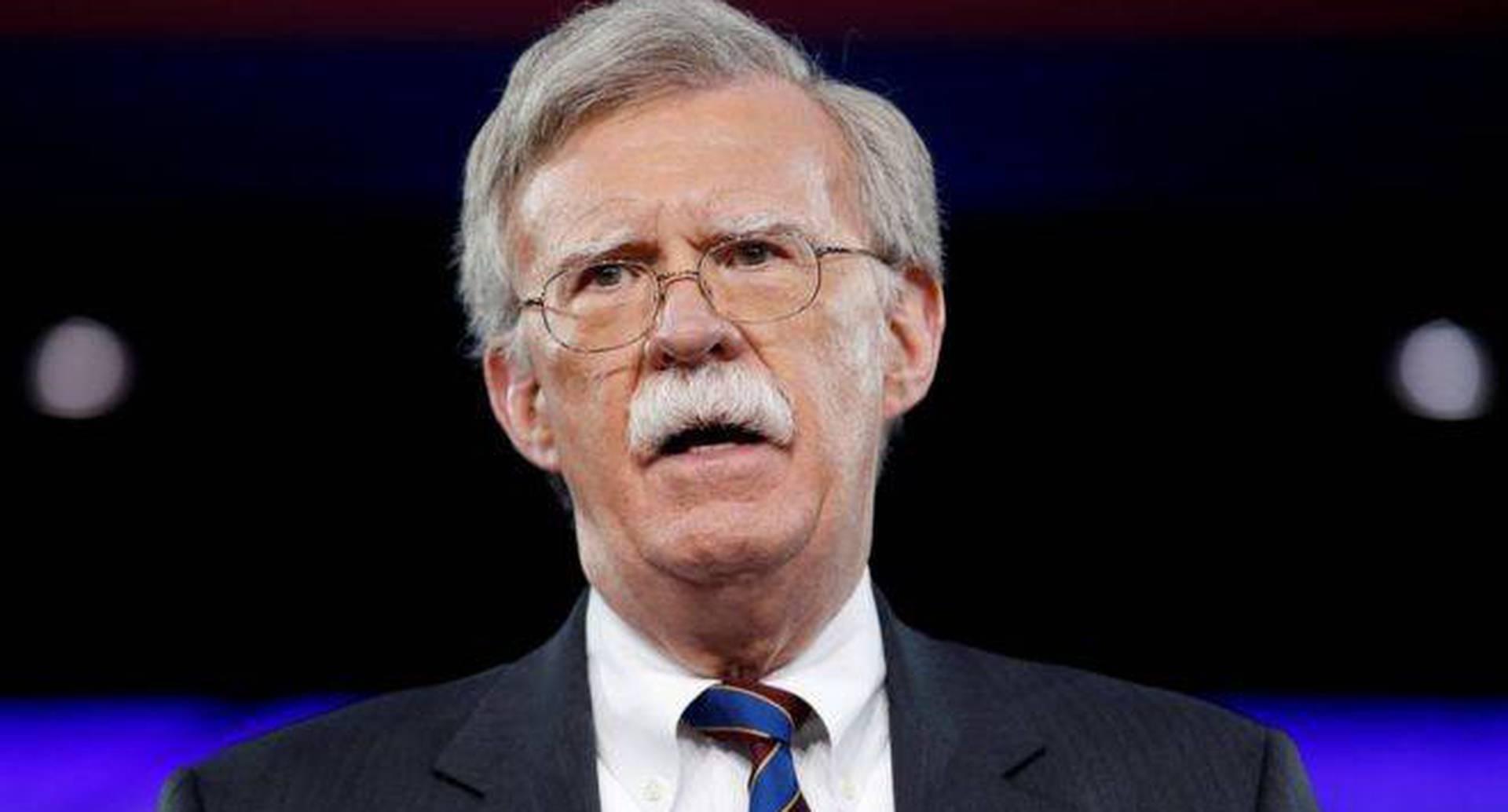 John Bolton recientemente publicó un libro en el que cuenta los movimientos en la Casa Blanca durante su periodo como funcionario.