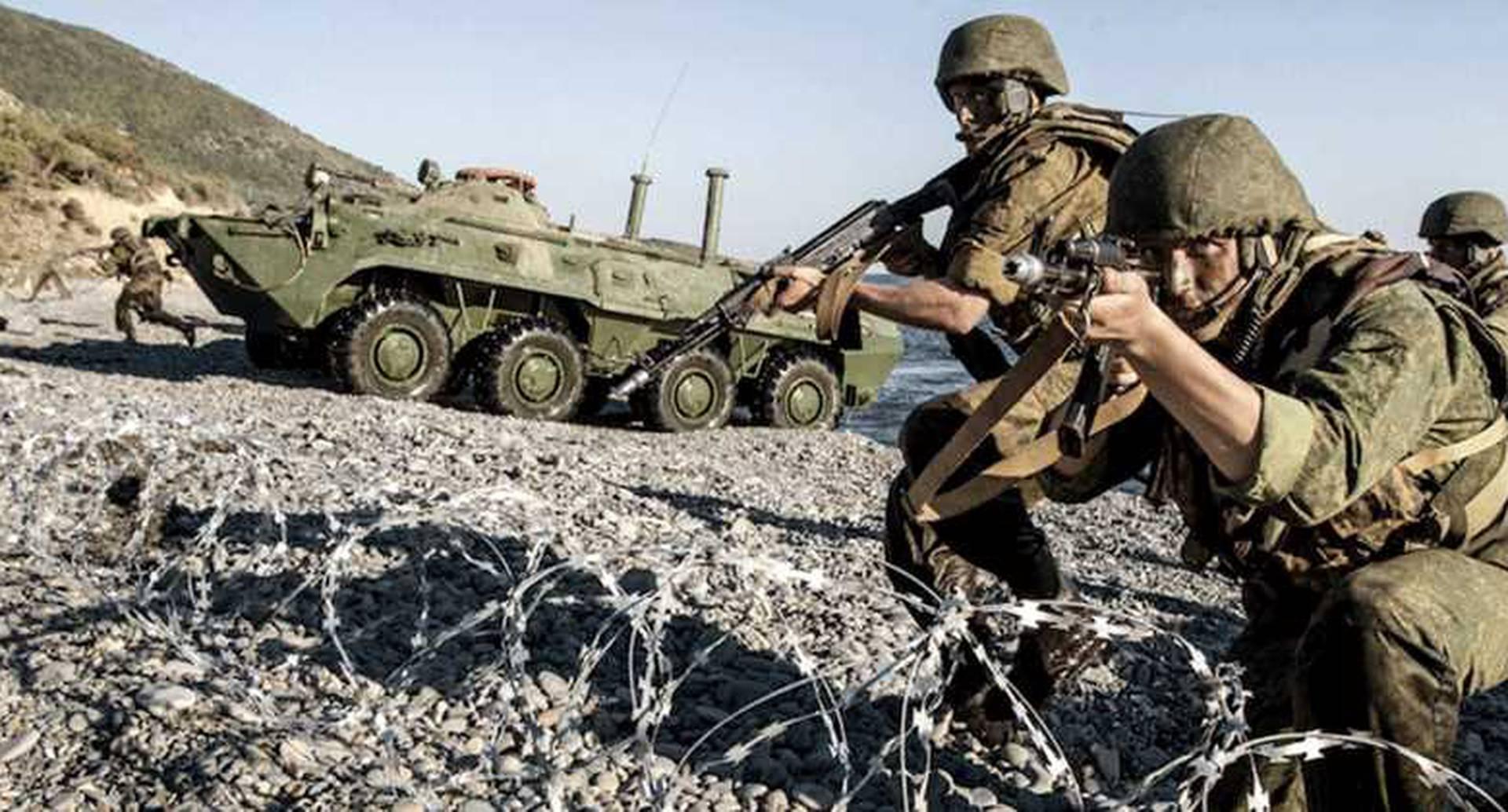 Los ataques yihadistas fueron perpetrados contra combatientes gubernamentales. Foto: archivo/Semana