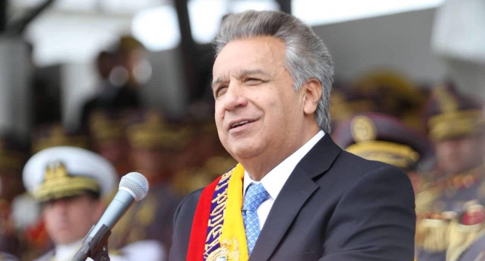 En menos de cuatro años de gobierno Lenín Moreno ha tenido cuatro vicepresidentes.