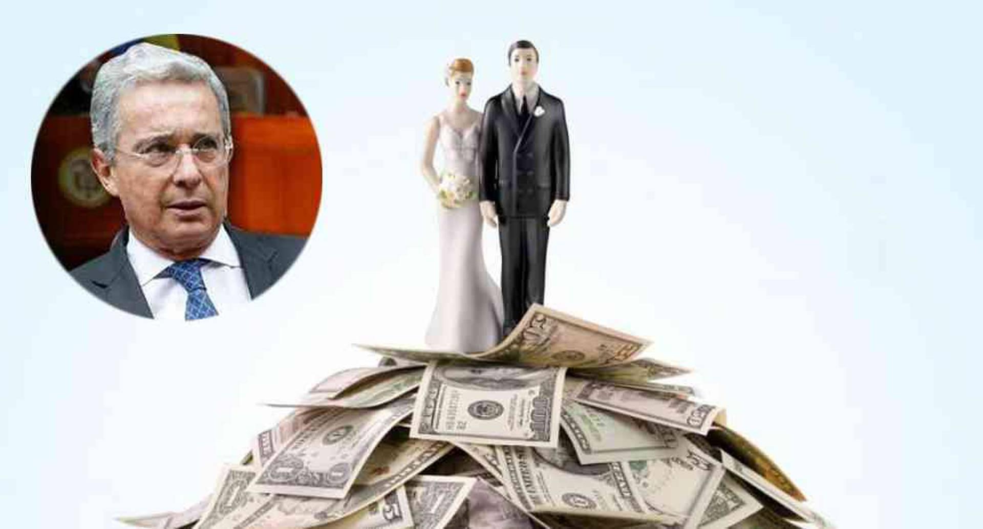 El proyecto también contempla a las parejas en estado de unión marital de hecho.